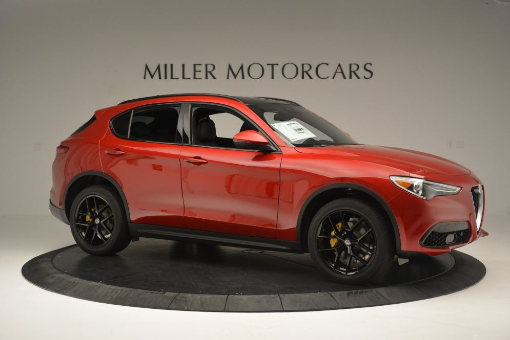 New 2018 Alfa Romeo Stelvio Ti Sport Q4 For Sale In Greenwich, CT. Alfa Romeo of Greenwich, LW313 2512_p10