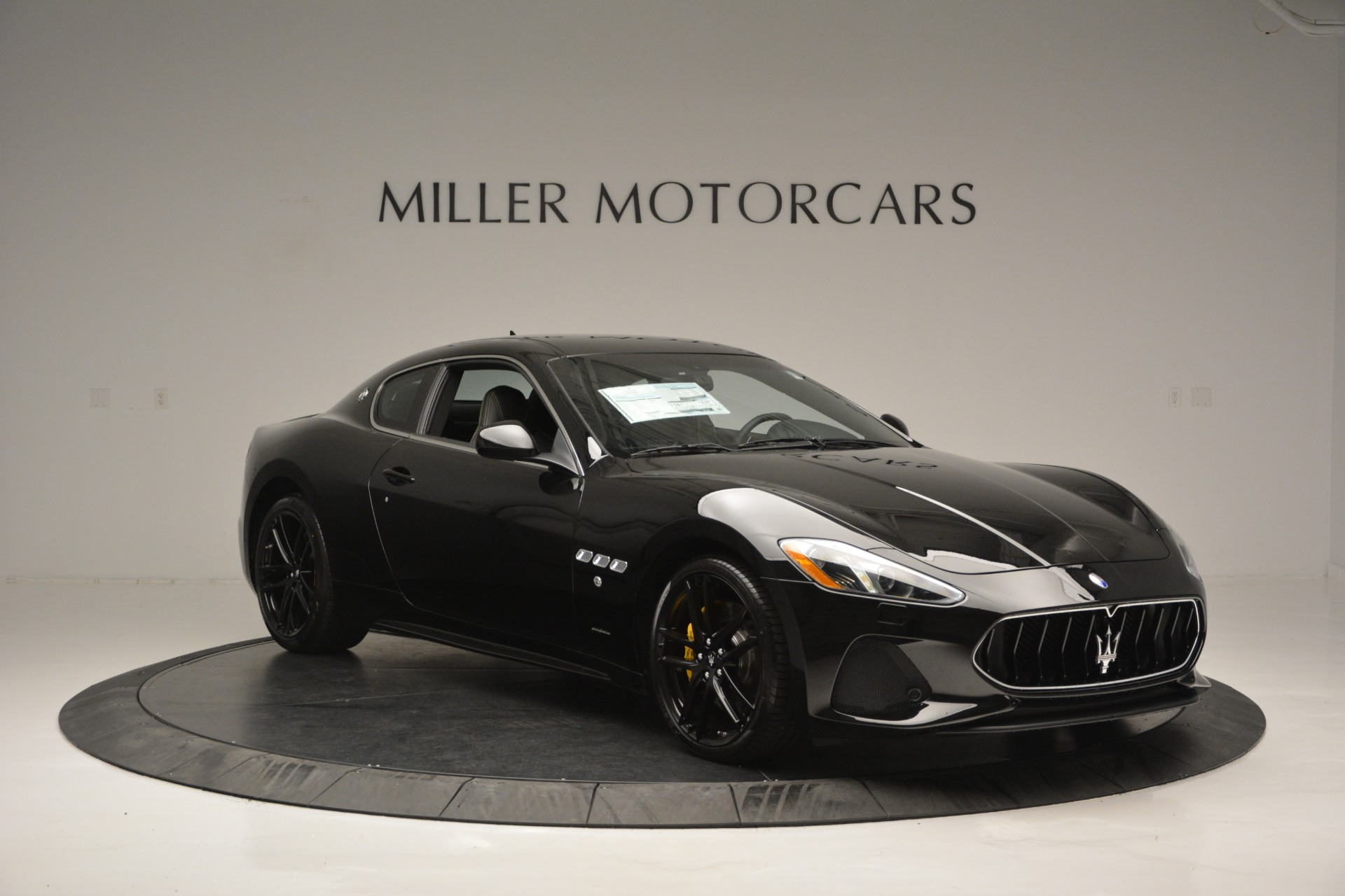 New 2018 Maserati GranTurismo Sport For Sale In Greenwich, CT. Alfa Romeo of Greenwich, M2188 2513_p11