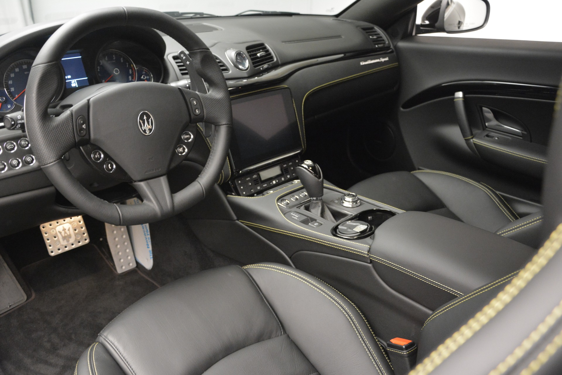 New 2018 Maserati GranTurismo Sport For Sale In Greenwich, CT. Alfa Romeo of Greenwich, M2188 2513_p13
