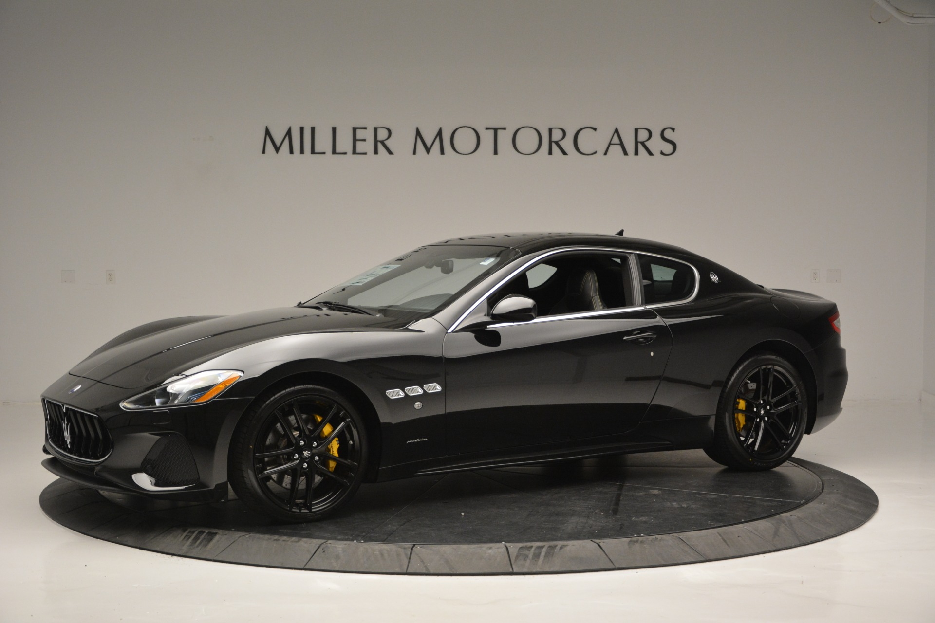 New 2018 Maserati GranTurismo Sport For Sale In Greenwich, CT. Alfa Romeo of Greenwich, M2188 2513_p2