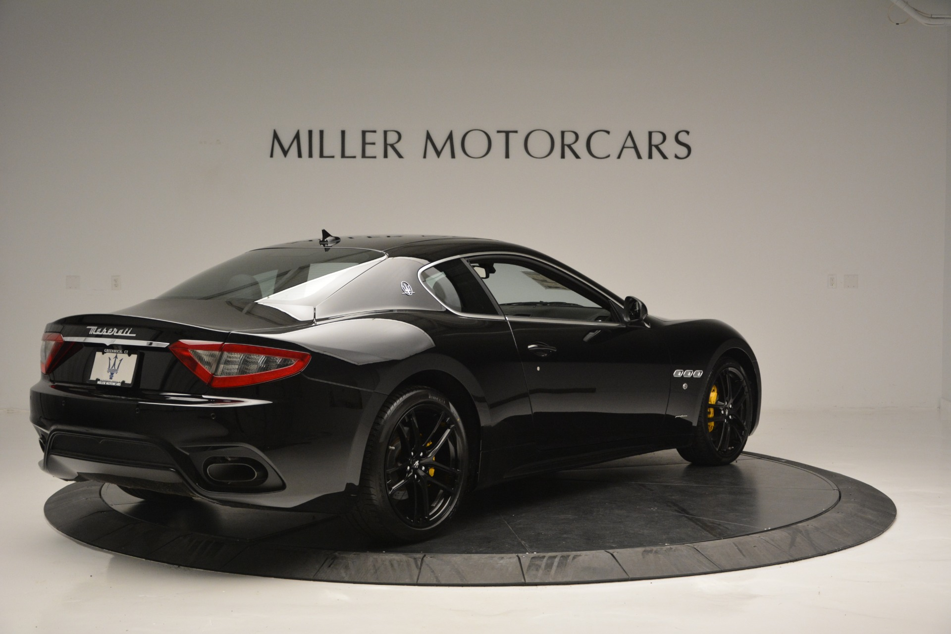 New 2018 Maserati GranTurismo Sport For Sale In Greenwich, CT. Alfa Romeo of Greenwich, M2188 2513_p7