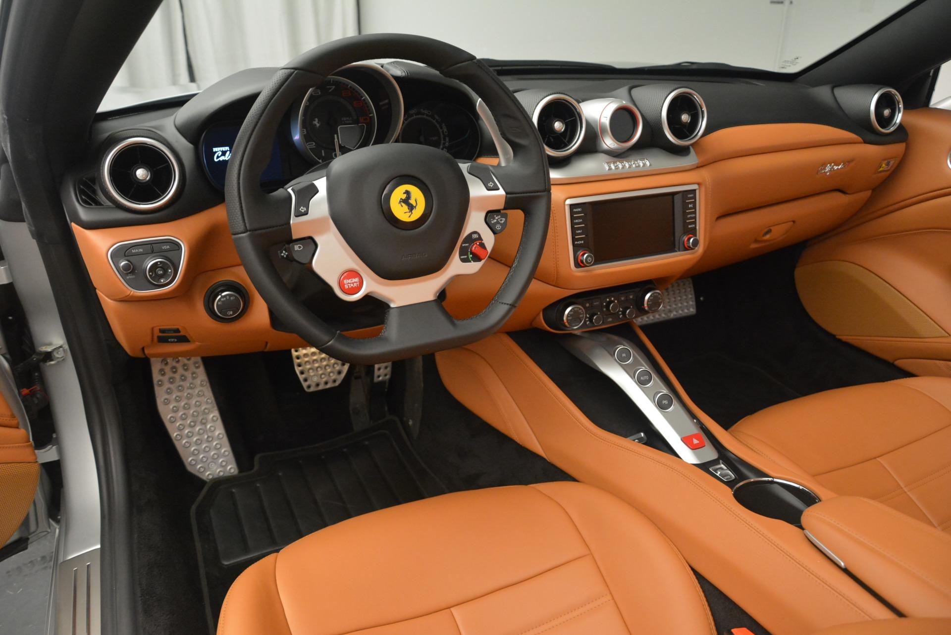 Used 2015 Ferrari California T  For Sale In Greenwich, CT. Alfa Romeo of Greenwich, F1913A 2514_p25