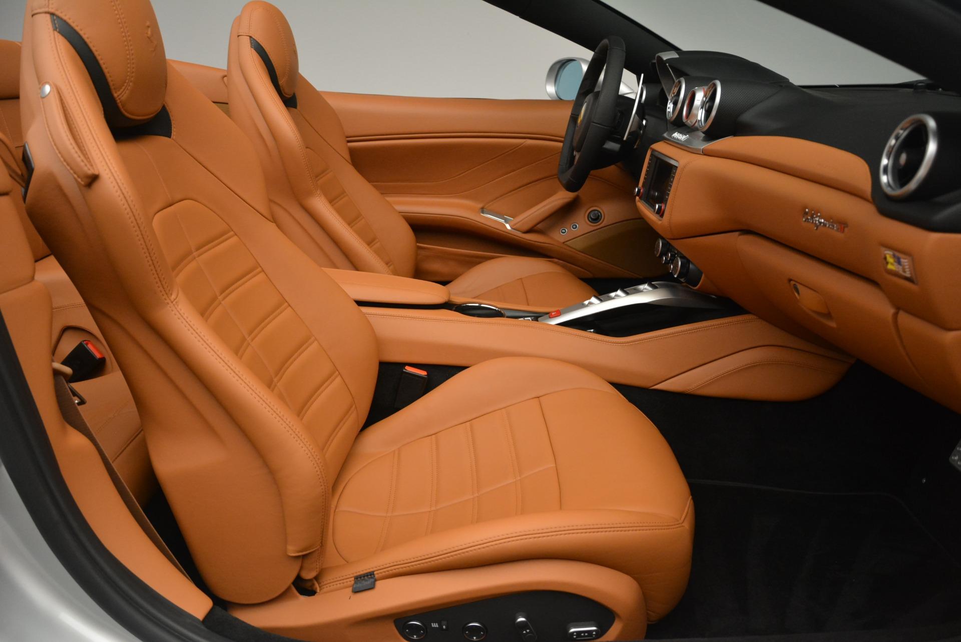 Used 2015 Ferrari California T  For Sale In Greenwich, CT. Alfa Romeo of Greenwich, F1913A 2514_p31