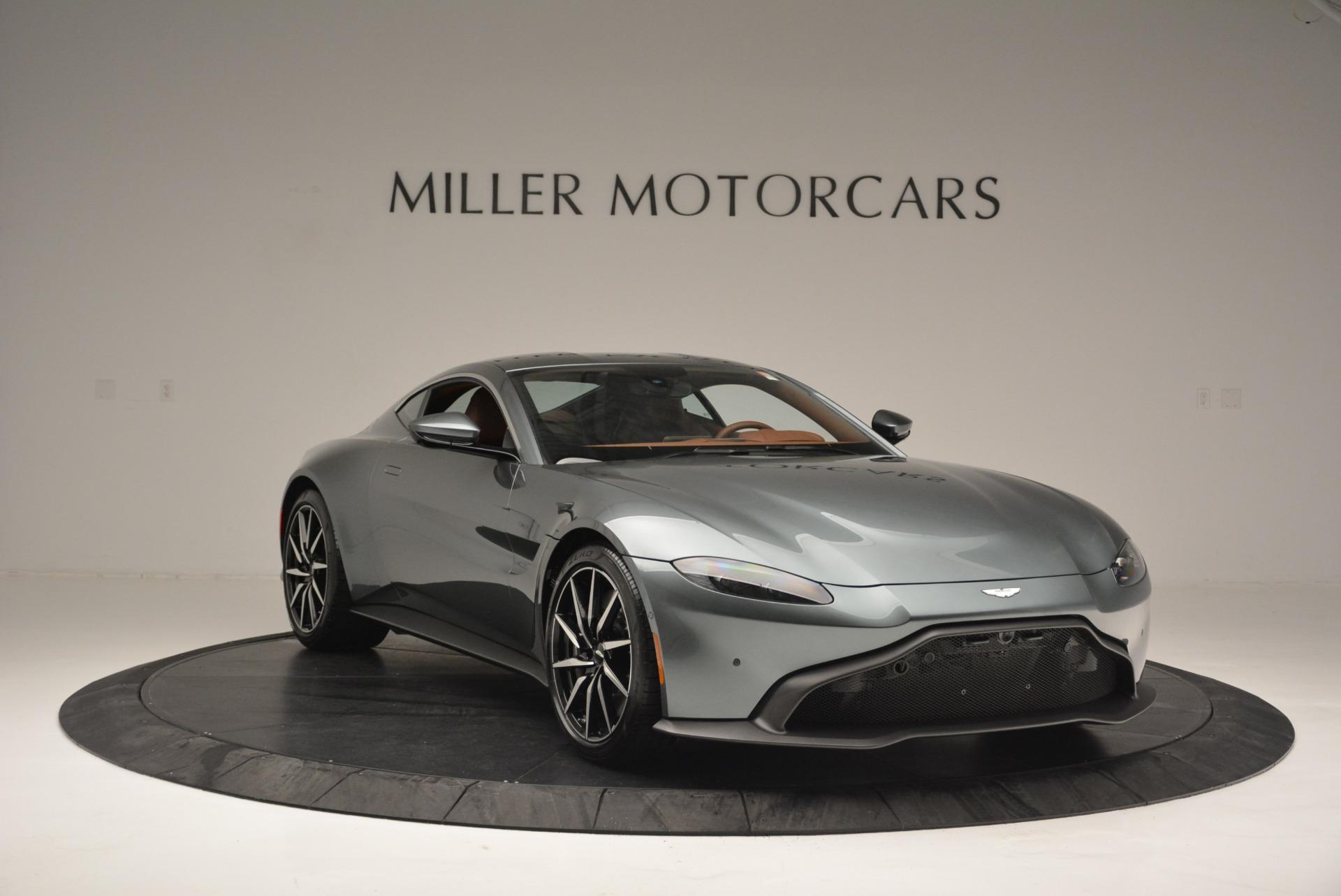 New 2019 Aston Martin Vantage Coupe For Sale In Greenwich, CT. Alfa Romeo of Greenwich, A1316 2515_p11