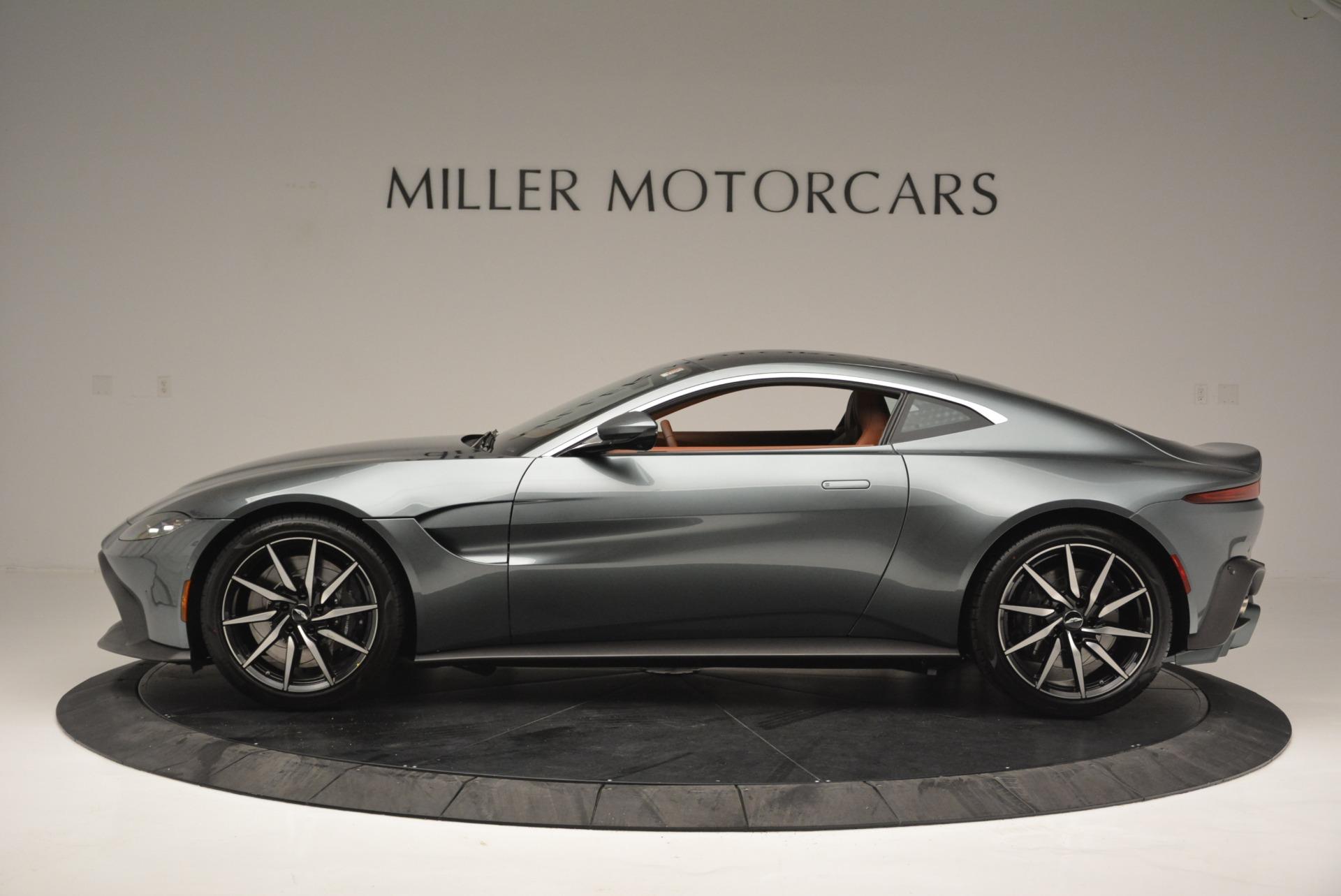 New 2019 Aston Martin Vantage Coupe For Sale In Greenwich, CT. Alfa Romeo of Greenwich, A1316 2515_p3