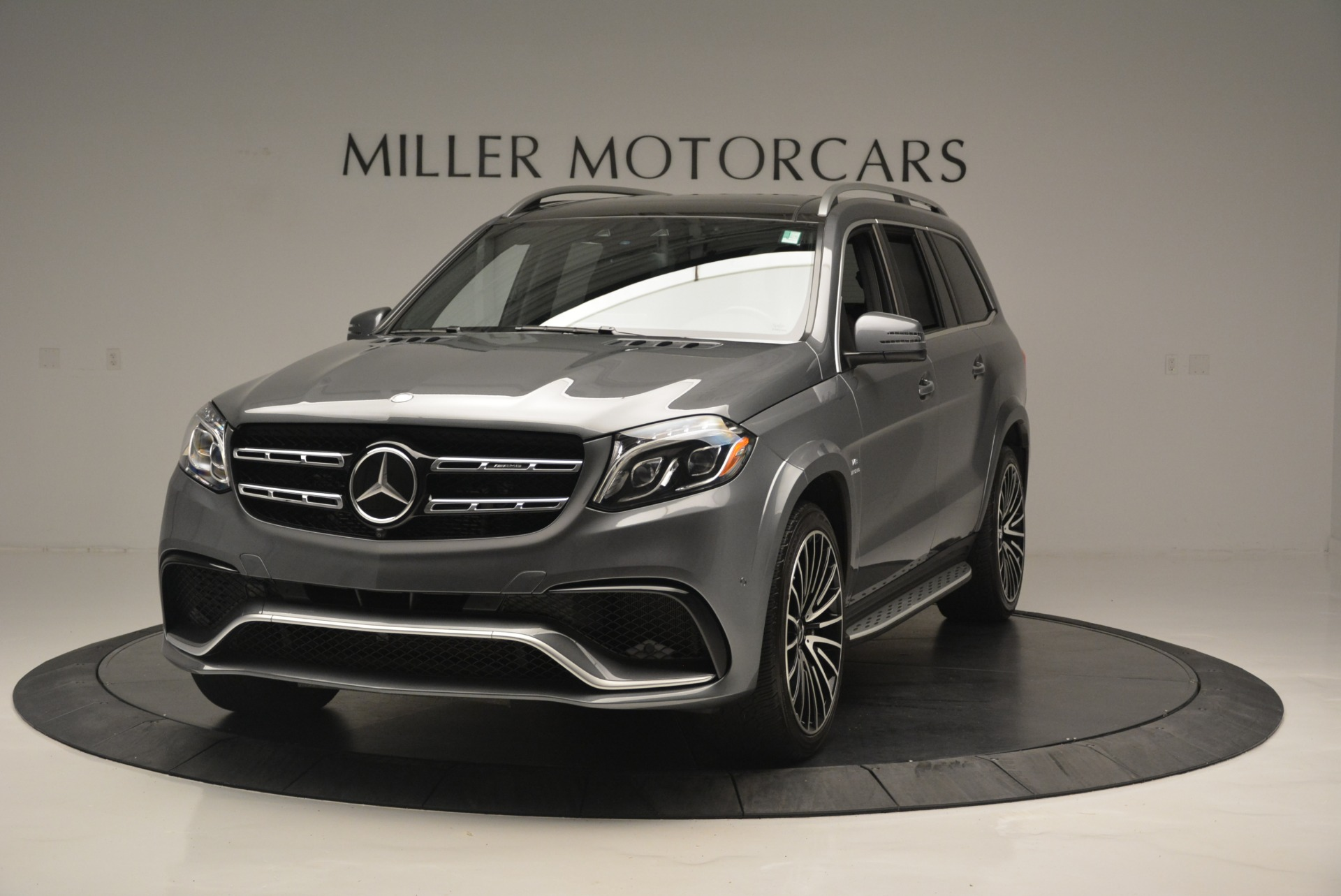 Used 2017 Mercedes-Benz GLS AMG GLS 63 For Sale In Greenwich, CT. Alfa Romeo of Greenwich, B1289A 2518_main