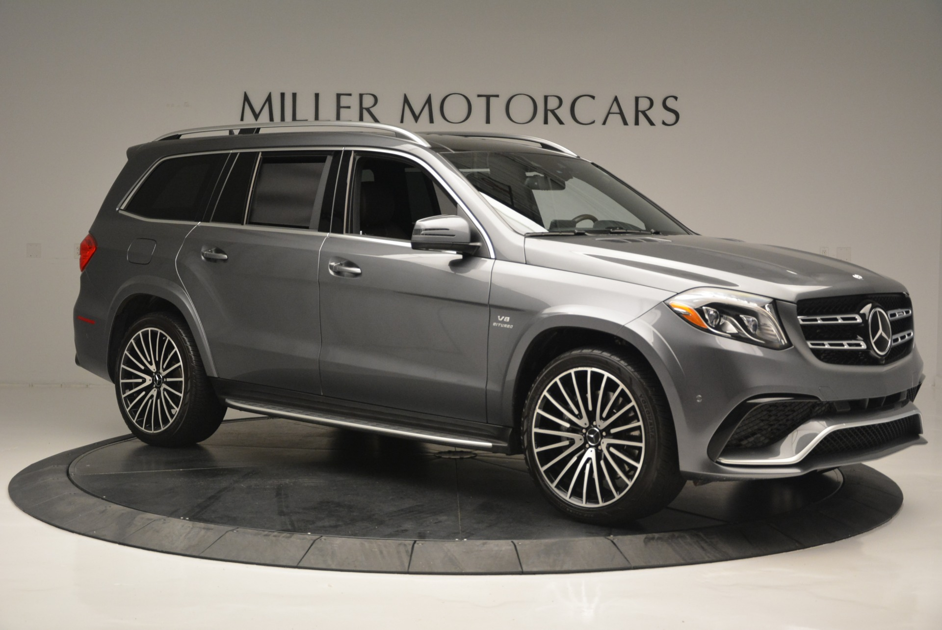 Used 2017 Mercedes-Benz GLS AMG GLS 63 For Sale In Greenwich, CT. Alfa Romeo of Greenwich, B1289A 2518_p12