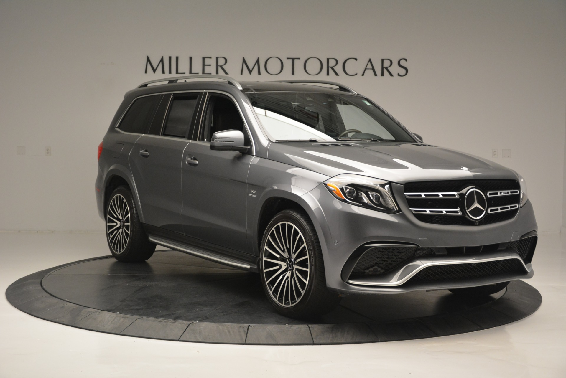 Used 2017 Mercedes-Benz GLS AMG GLS 63 For Sale In Greenwich, CT. Alfa Romeo of Greenwich, B1289A 2518_p13