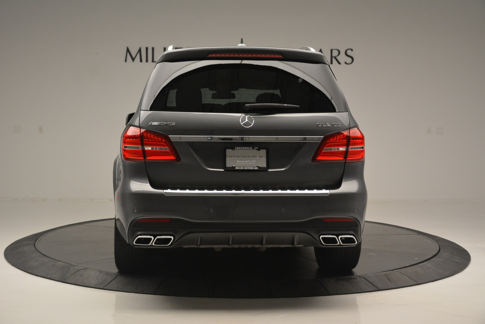 Used 2017 Mercedes-Benz GLS AMG GLS 63 For Sale In Greenwich, CT. Alfa Romeo of Greenwich, B1289A 2518_p7