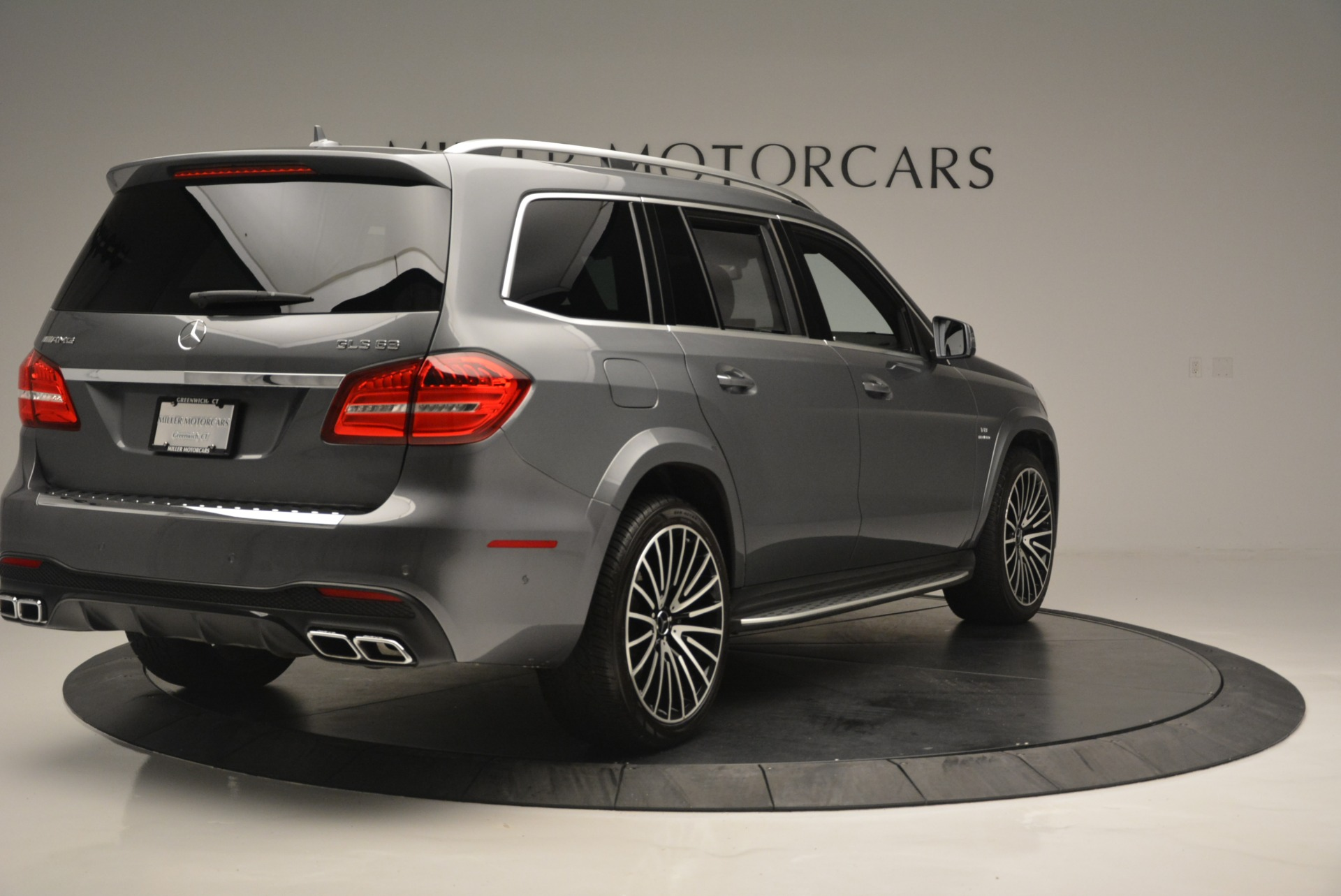 Used 2017 Mercedes-Benz GLS AMG GLS 63 For Sale In Greenwich, CT. Alfa Romeo of Greenwich, B1289A 2518_p8