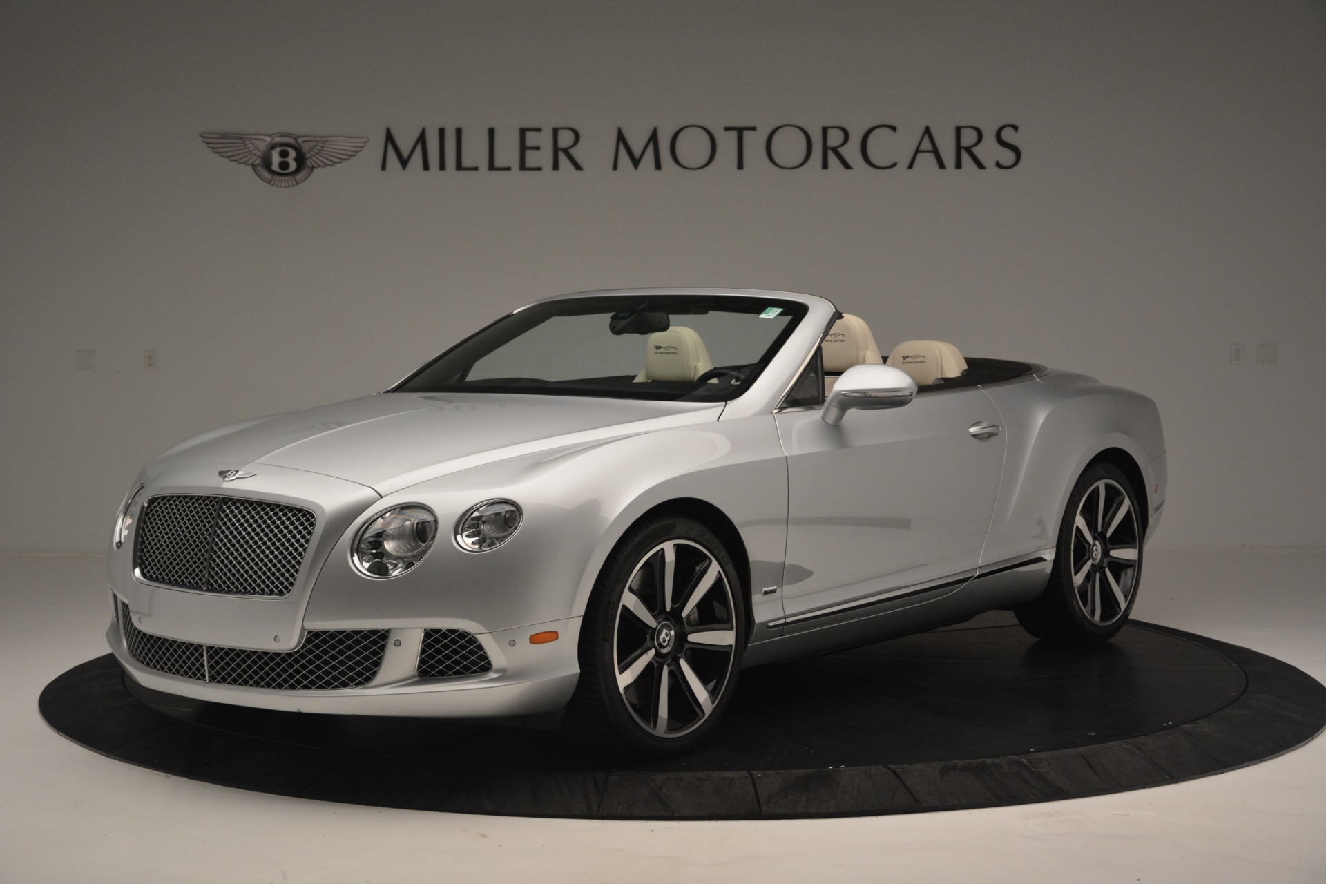 Used 2013 Bentley Continental GT W12 Le Mans Edition For Sale In Greenwich, CT. Alfa Romeo of Greenwich, B1356A 2519_p2