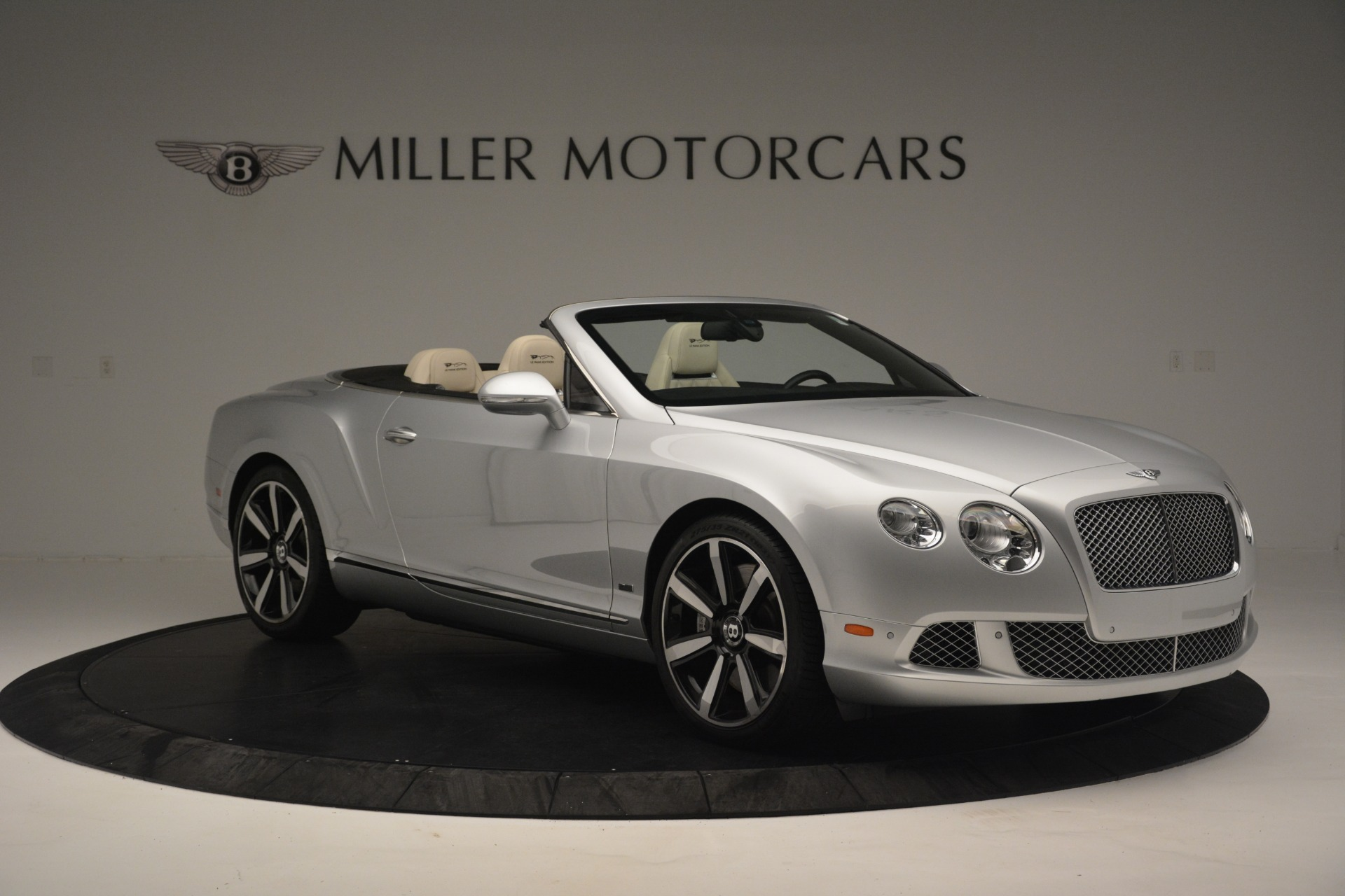 Used 2013 Bentley Continental GT W12 Le Mans Edition For Sale In Greenwich, CT. Alfa Romeo of Greenwich, B1356A 2519_p8