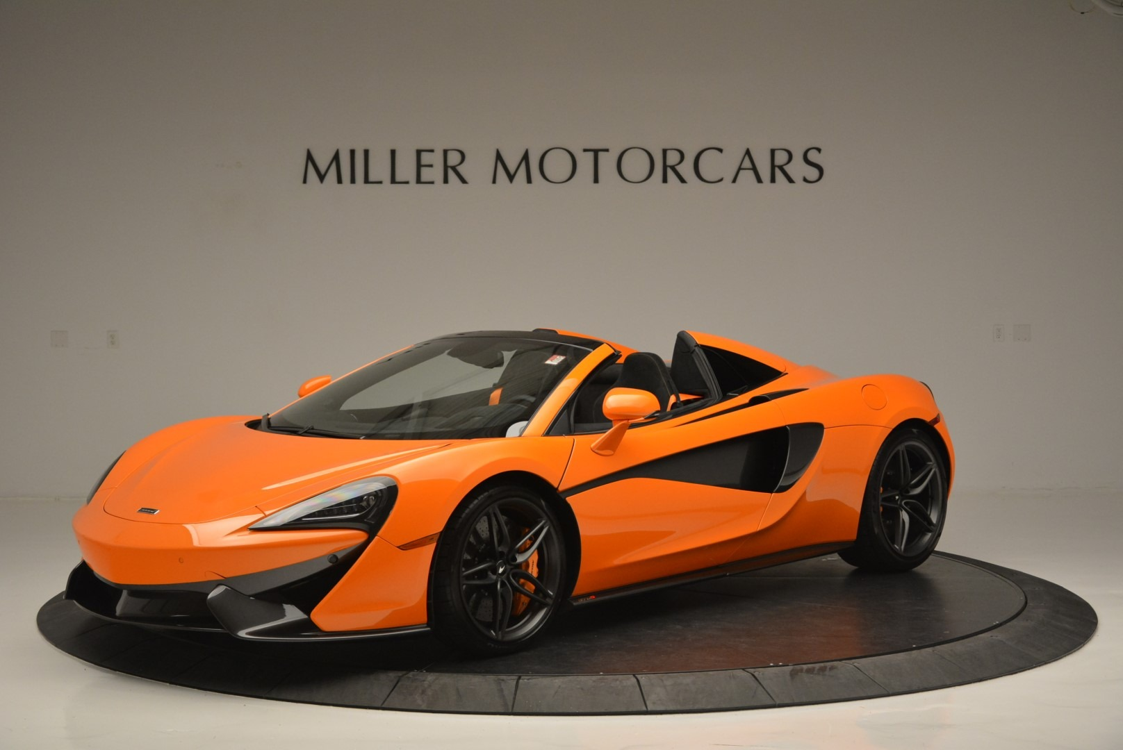 New 2019 McLaren 570S Spider Convertible For Sale $237540 In Greenwich, CT 2520_main