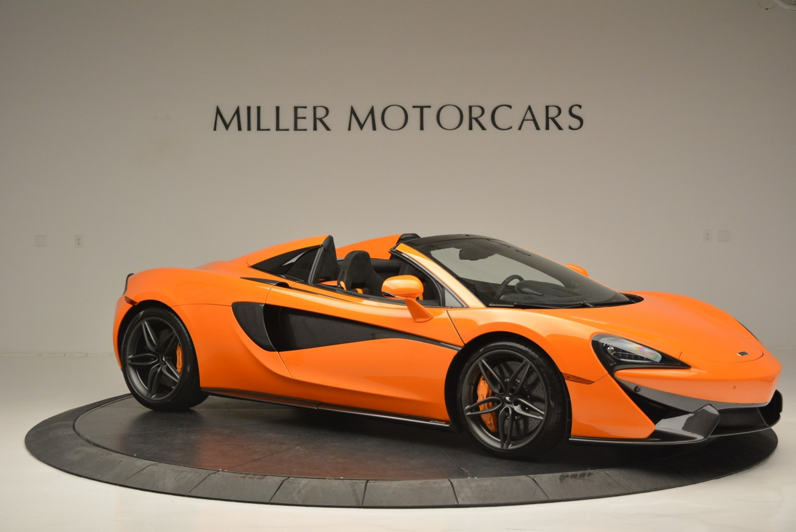 New 2019 McLaren 570S Spider Convertible For Sale $237540 In Greenwich, CT 2520_p10