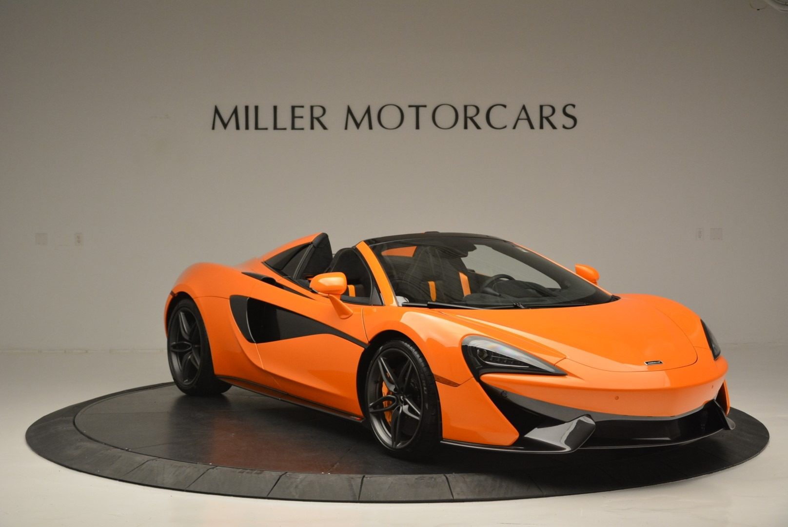 New 2019 McLaren 570S Spider Convertible For Sale $237540 In Greenwich, CT 2520_p11