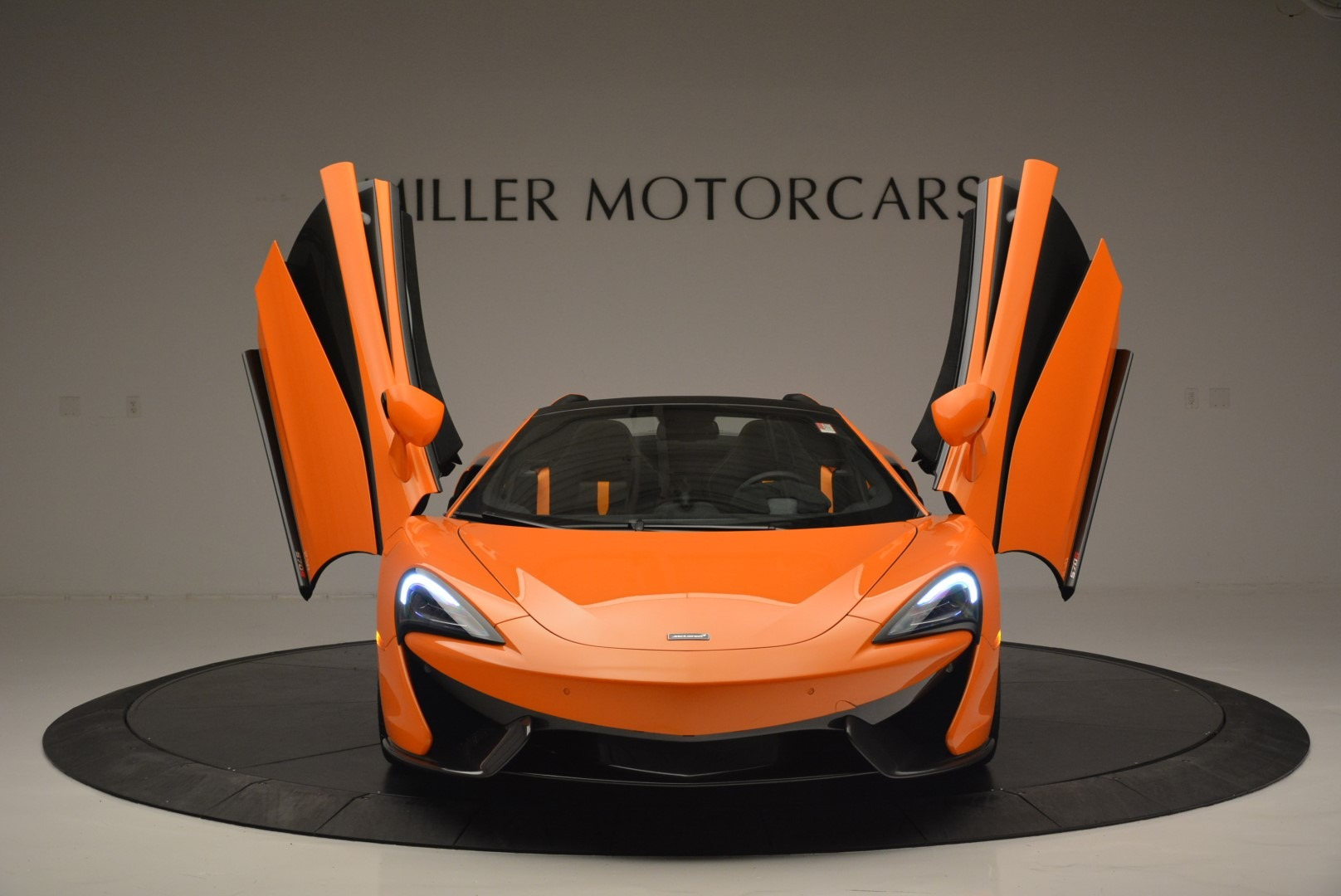 New 2019 McLaren 570S Spider Convertible For Sale $237540 In Greenwich, CT 2520_p13
