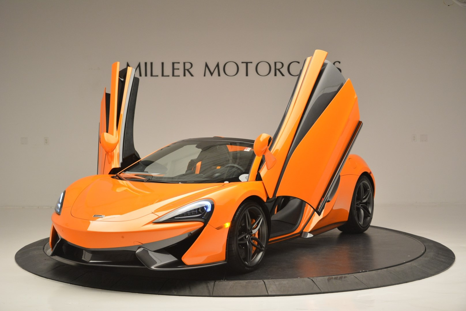New 2019 McLaren 570S Spider Convertible For Sale $237540 In Greenwich, CT 2520_p14
