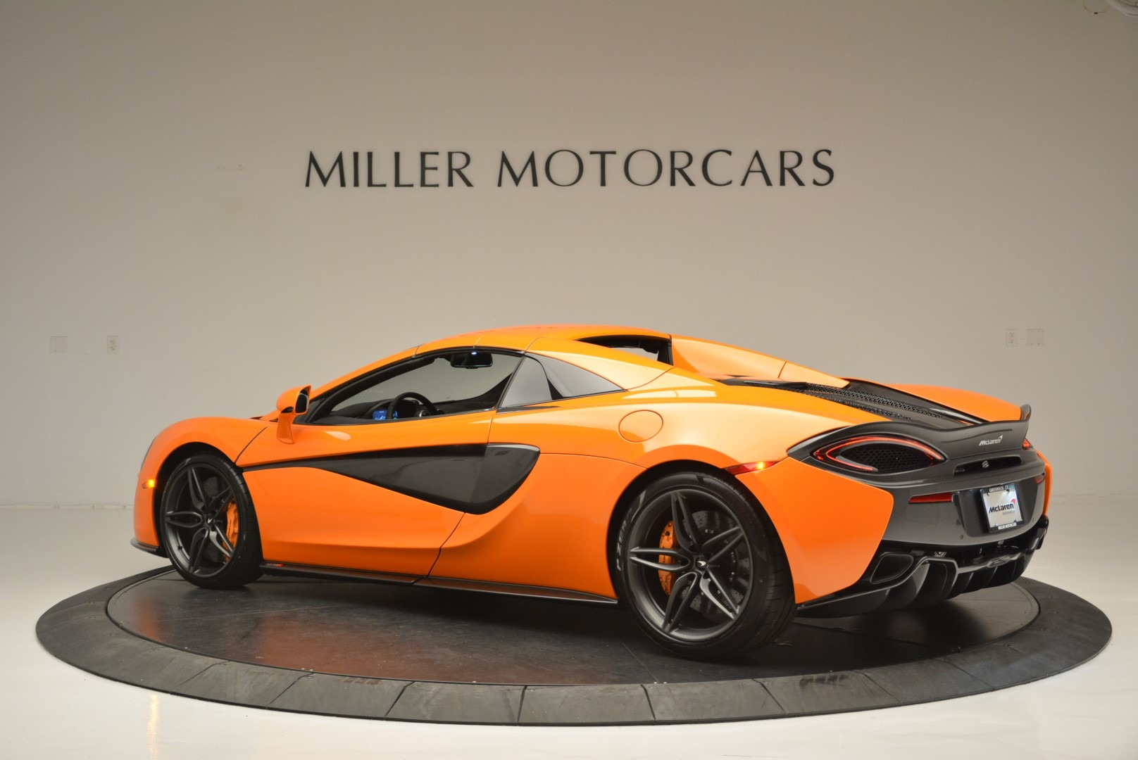New 2019 McLaren 570S Spider Convertible For Sale $237540 In Greenwich, CT 2520_p18
