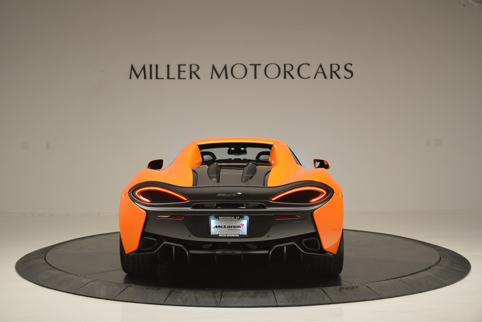 New 2019 McLaren 570S Spider Convertible For Sale $237540 In Greenwich, CT 2520_p19