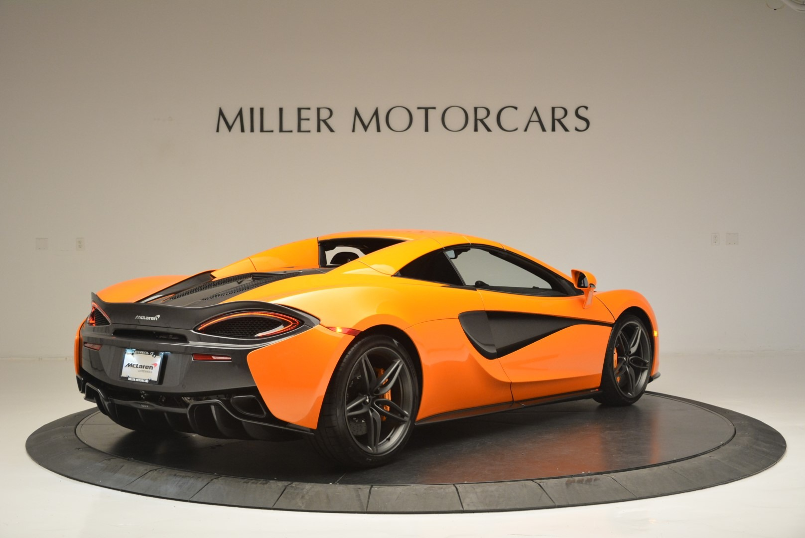 New 2019 McLaren 570S Spider Convertible For Sale $237540 In Greenwich, CT 2520_p20