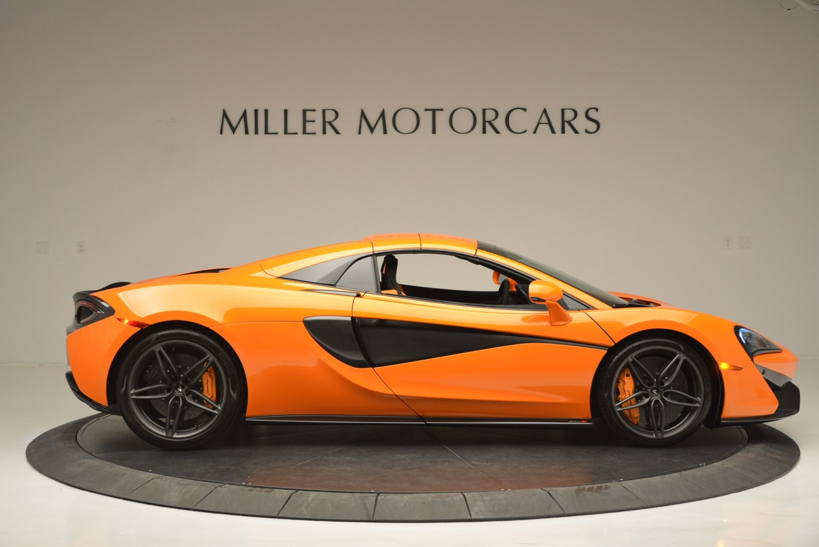 New 2019 McLaren 570S Spider Convertible For Sale $237540 In Greenwich, CT 2520_p21