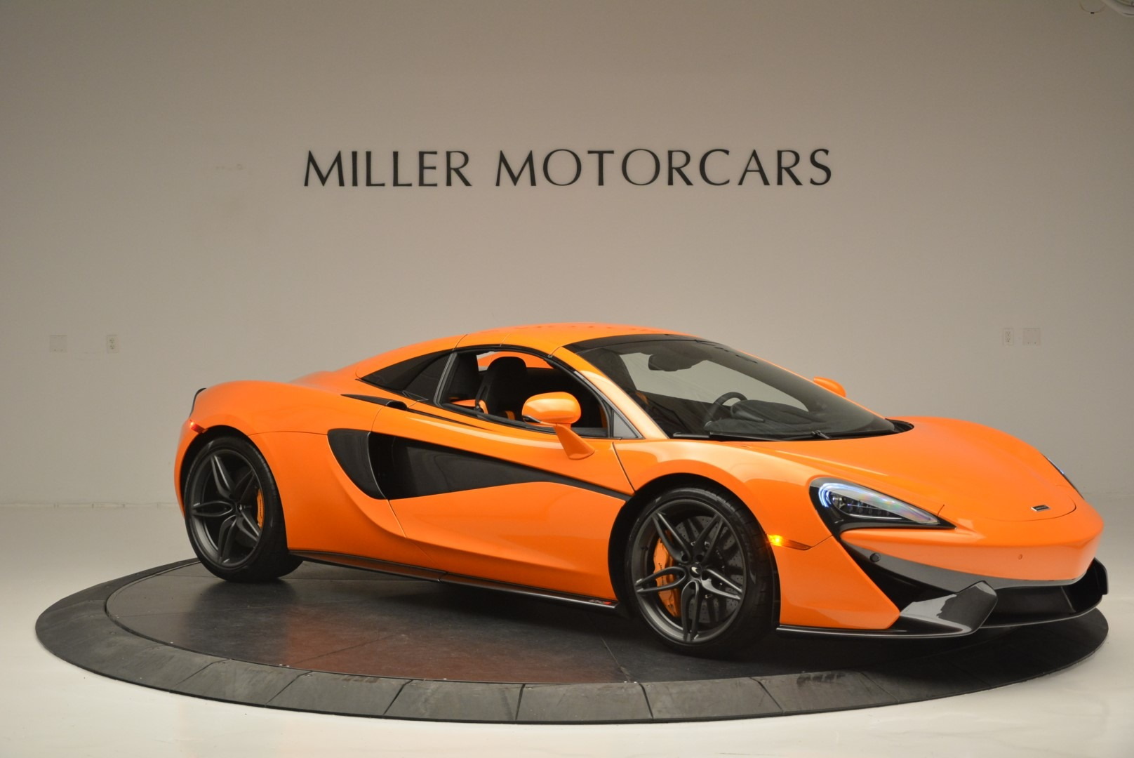 New 2019 McLaren 570S Spider Convertible For Sale $237540 In Greenwich, CT 2520_p22