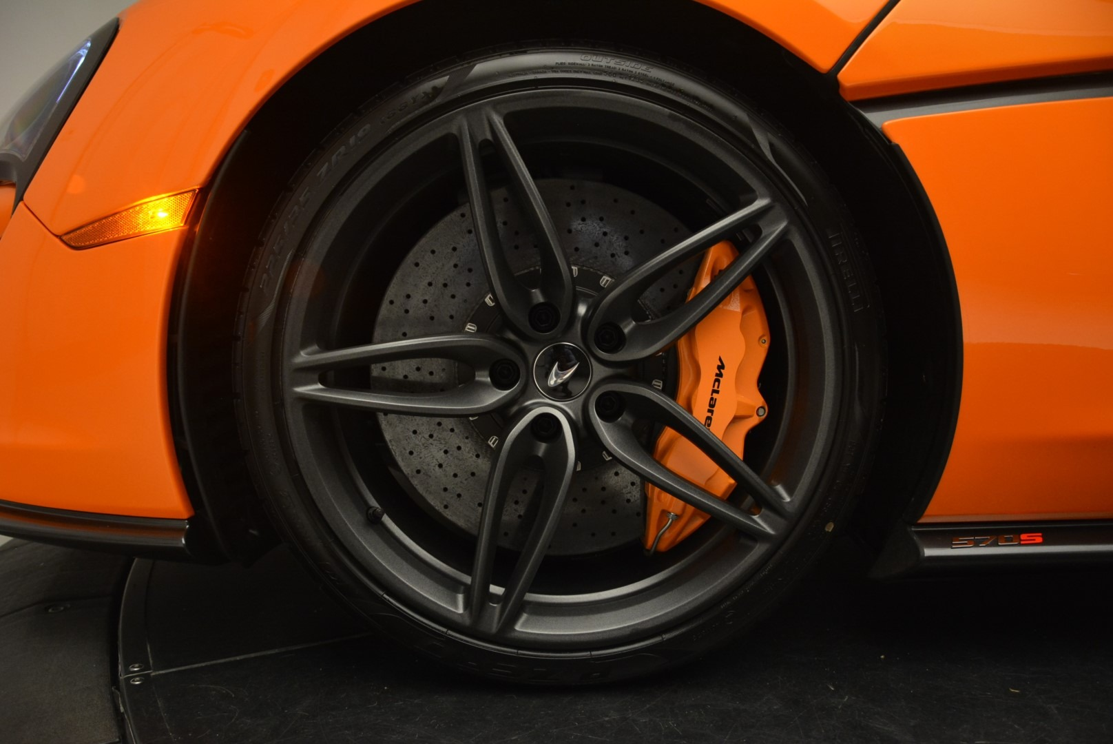 New 2019 McLaren 570S Spider Convertible For Sale $237540 In Greenwich, CT 2520_p23