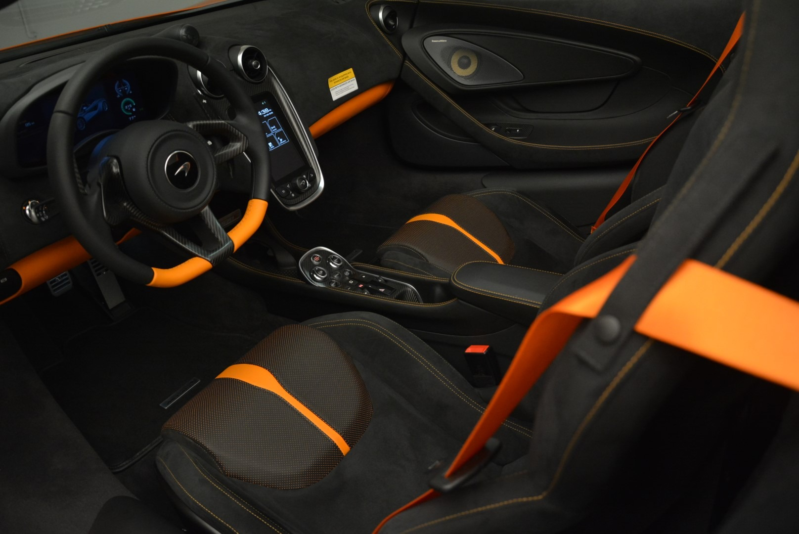 New 2019 McLaren 570S Spider Convertible For Sale $237540 In Greenwich, CT 2520_p24