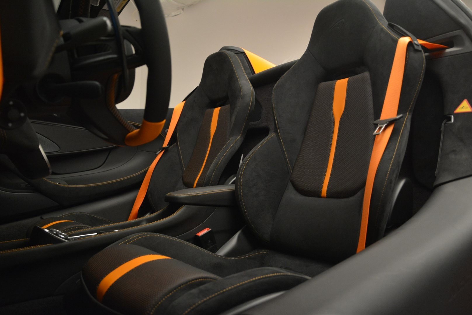 New 2019 McLaren 570S Spider Convertible For Sale $237540 In Greenwich, CT 2520_p26