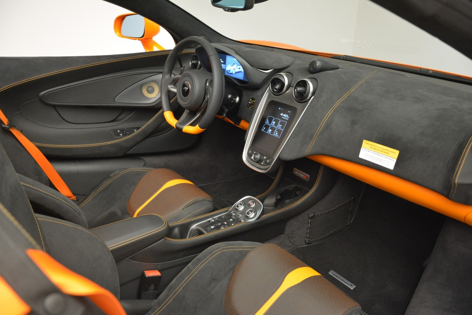 New 2019 McLaren 570S Spider Convertible For Sale $237540 In Greenwich, CT 2520_p27