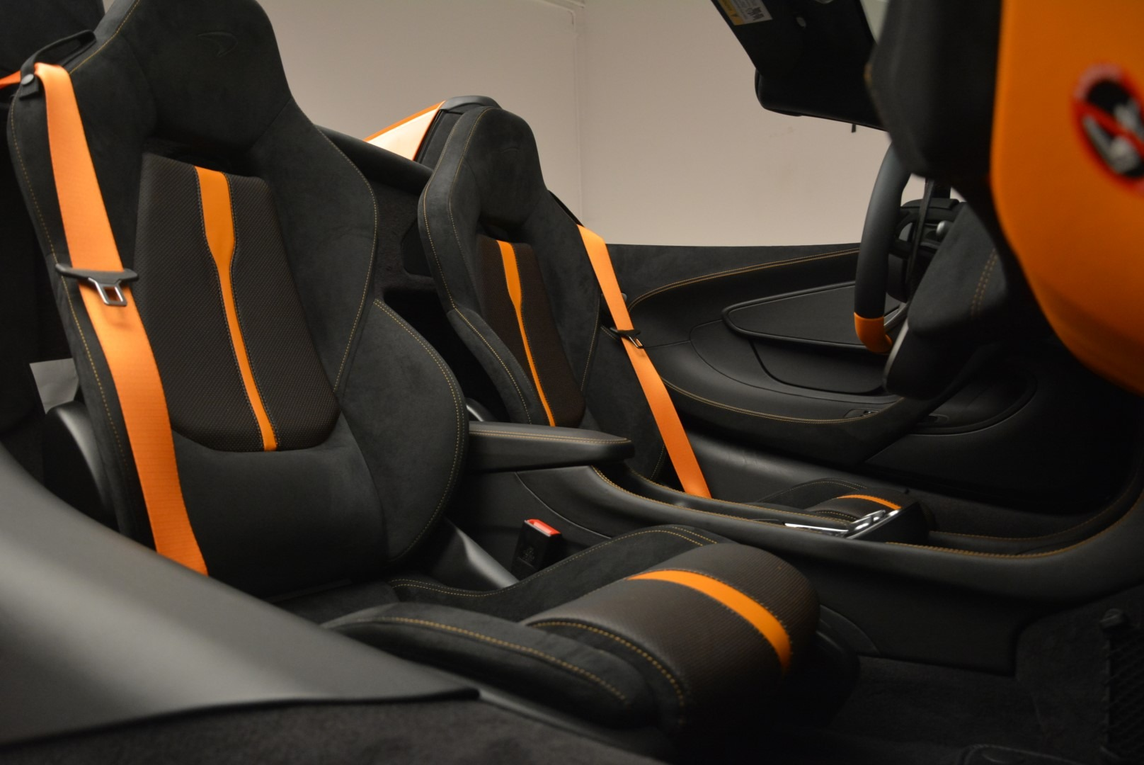 New 2019 McLaren 570S Spider Convertible For Sale $237540 In Greenwich, CT 2520_p28