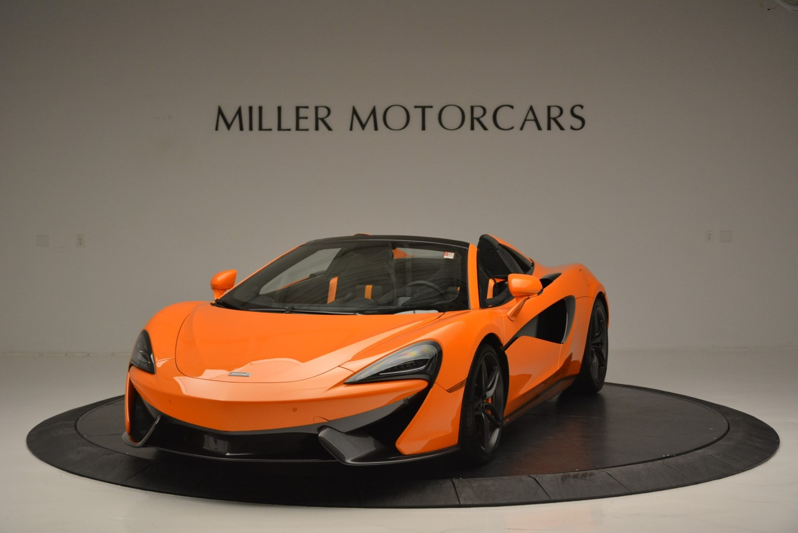 New 2019 McLaren 570S Spider Convertible For Sale $237540 In Greenwich, CT 2520_p2