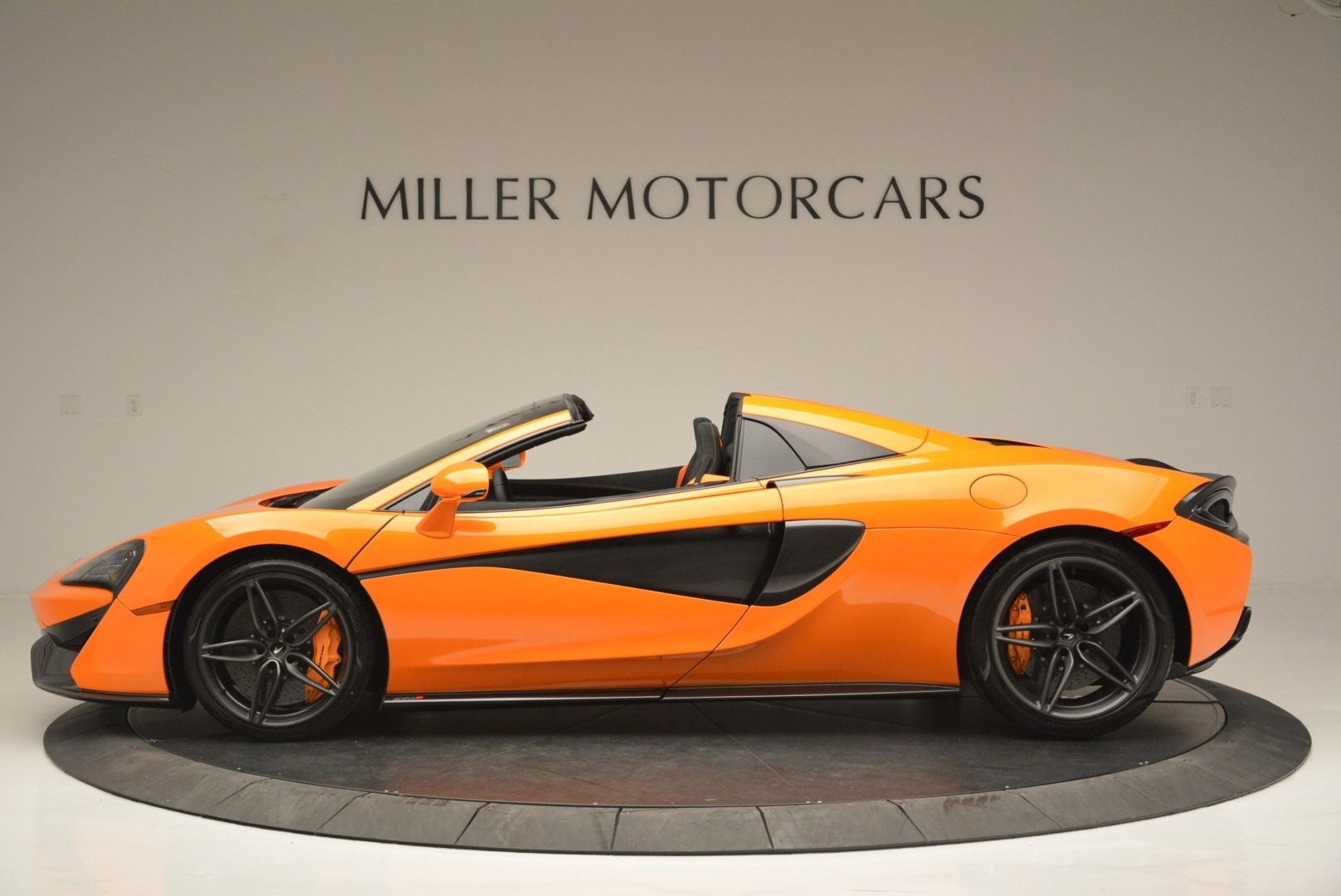 New 2019 McLaren 570S Spider Convertible For Sale $237540 In Greenwich, CT 2520_p3