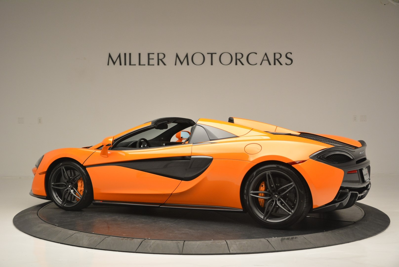 New 2019 McLaren 570S Spider Convertible For Sale $237540 In Greenwich, CT 2520_p4