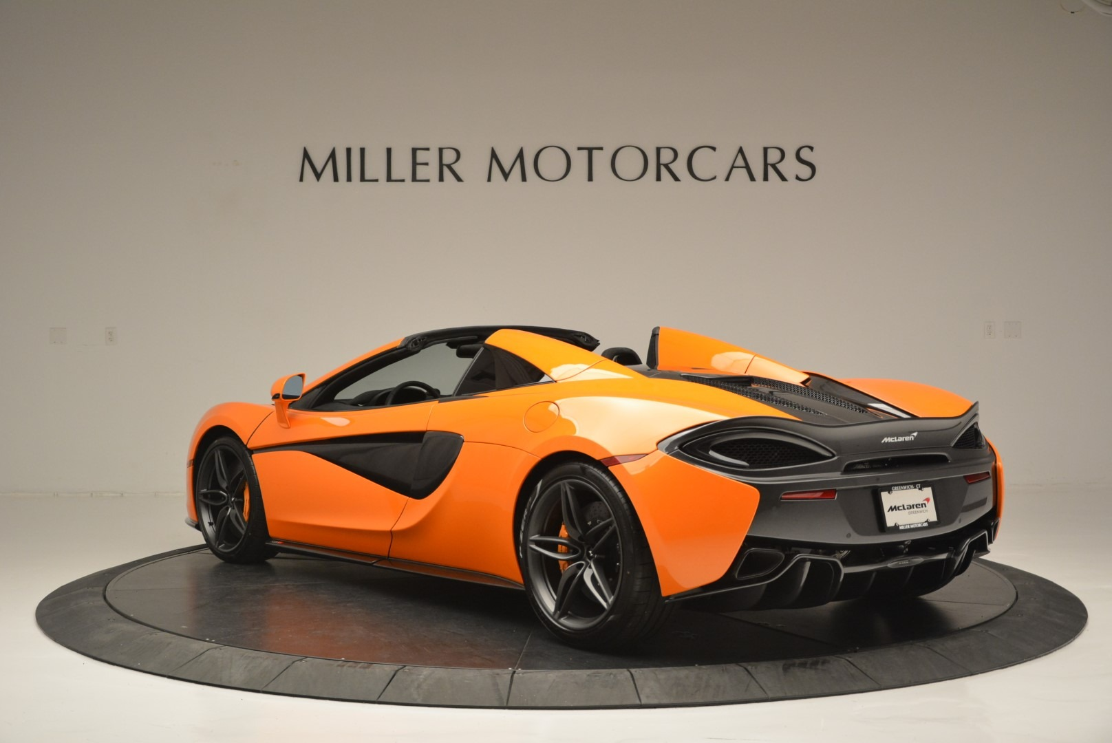 New 2019 McLaren 570S Spider Convertible For Sale $237540 In Greenwich, CT 2520_p5