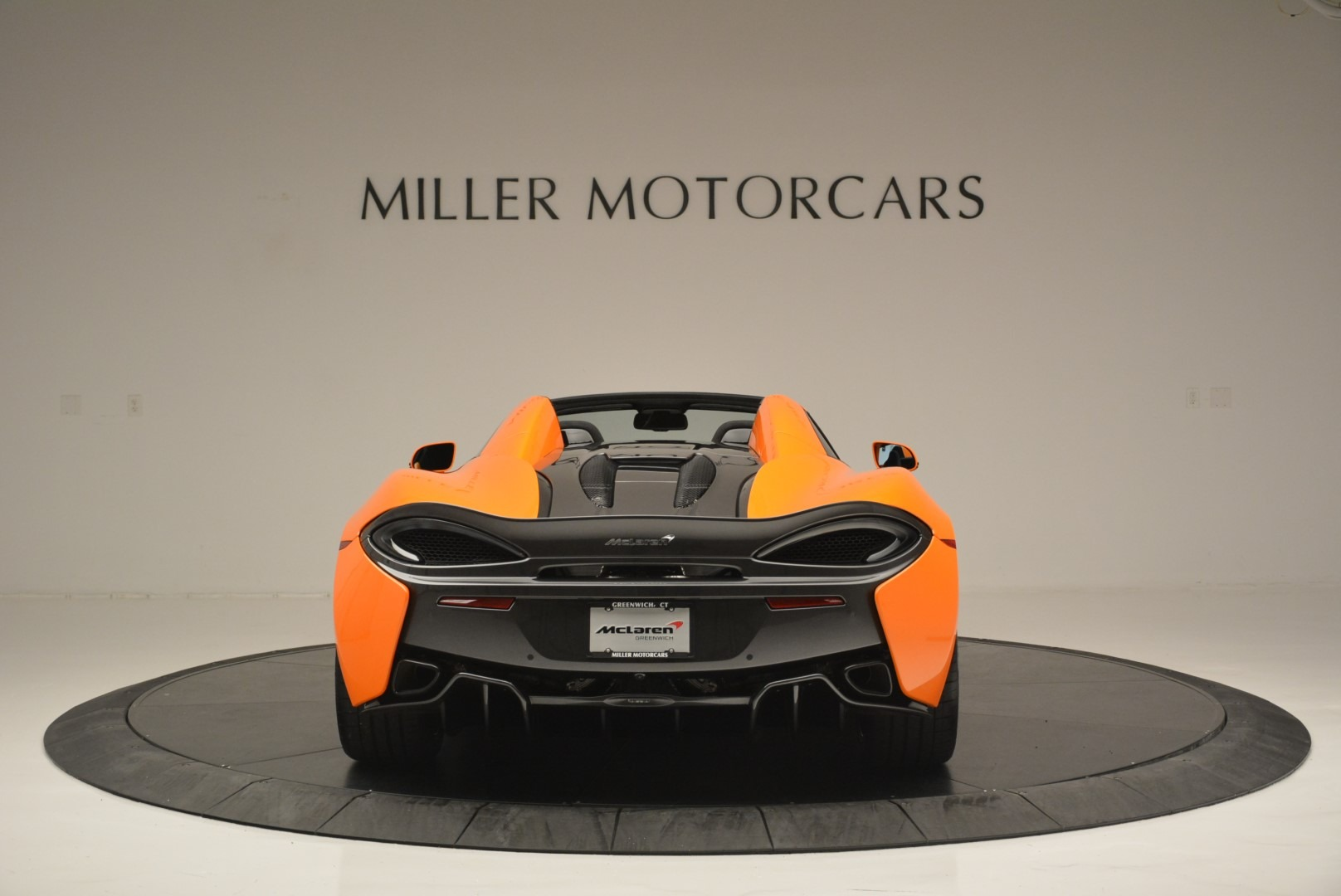 New 2019 McLaren 570S Spider Convertible For Sale $237540 In Greenwich, CT 2520_p6
