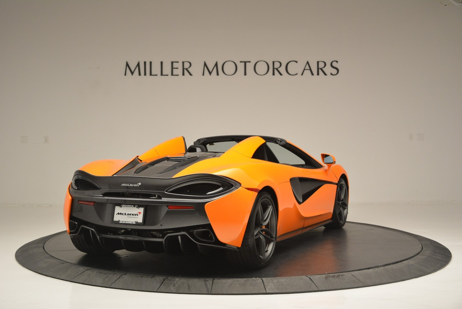 New 2019 McLaren 570S Spider Convertible For Sale $237540 In Greenwich, CT 2520_p7