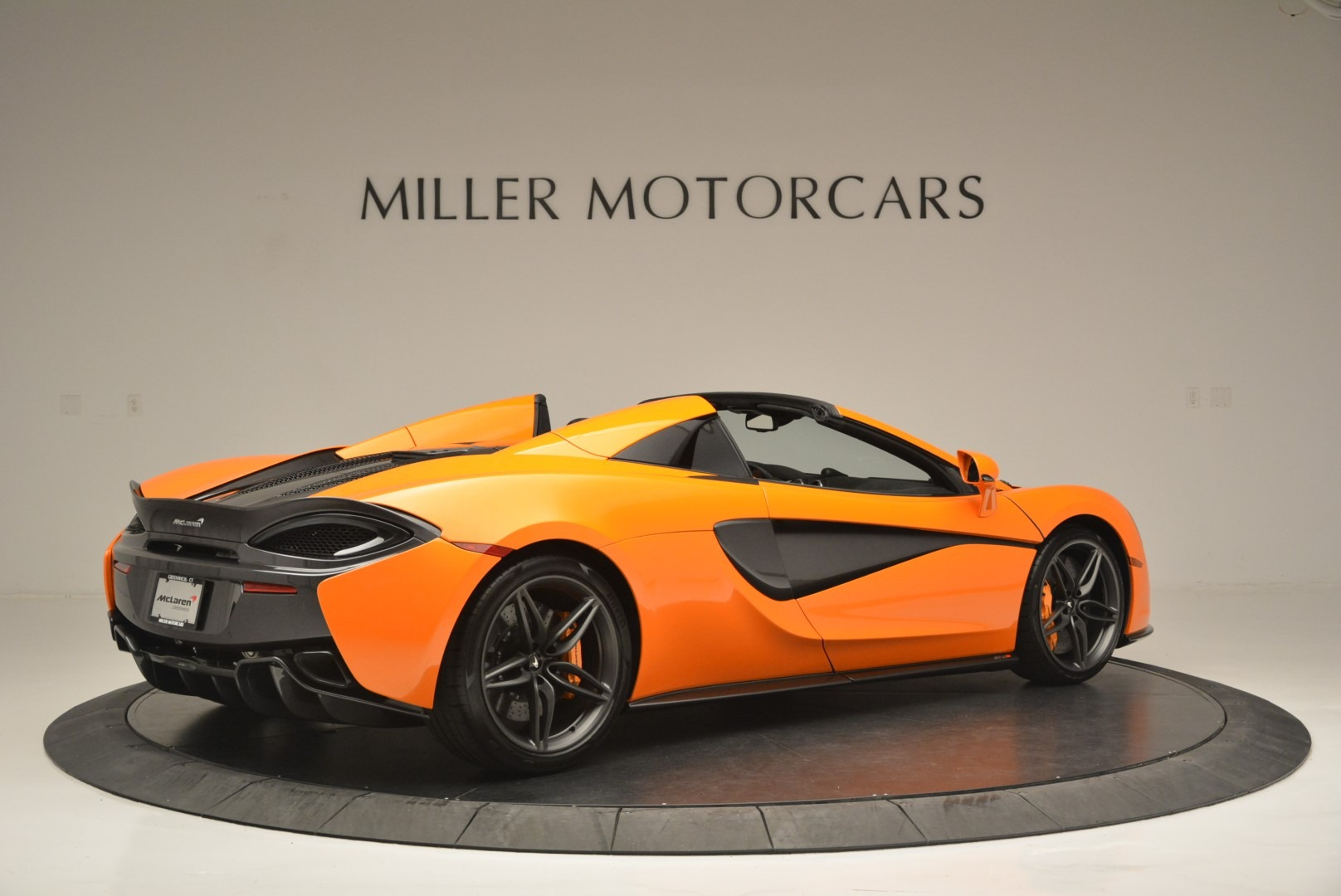 New 2019 McLaren 570S Spider Convertible For Sale $237540 In Greenwich, CT 2520_p8