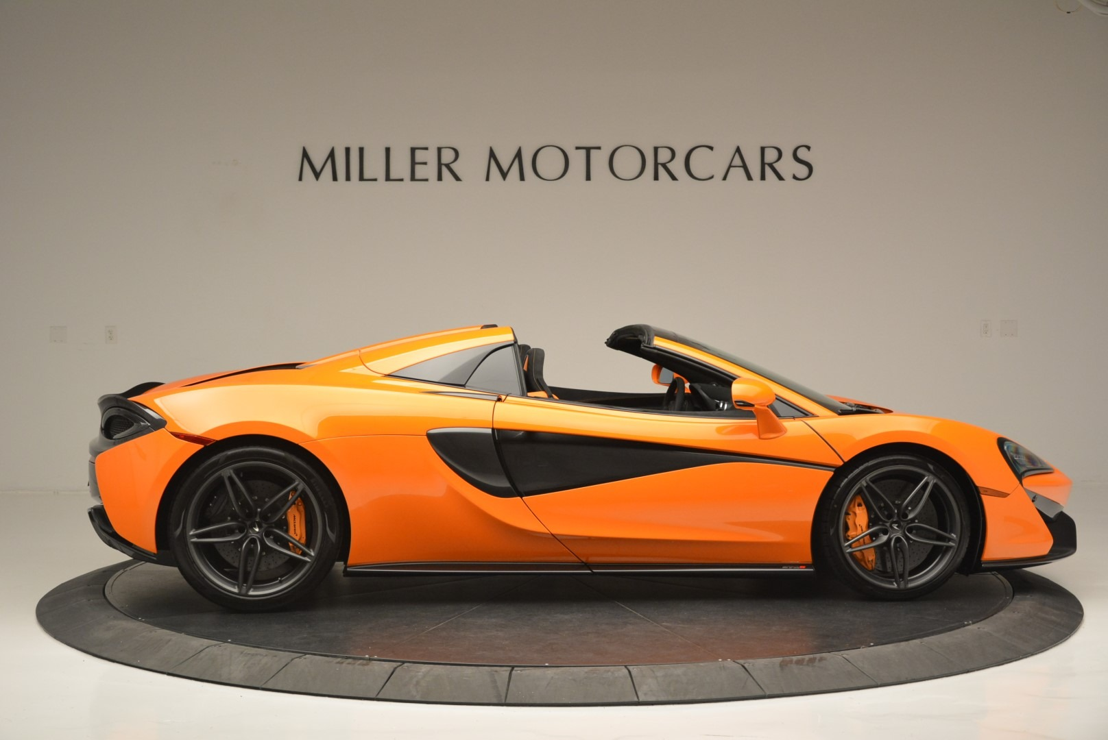 New 2019 McLaren 570S Spider Convertible For Sale $237540 In Greenwich, CT 2520_p9