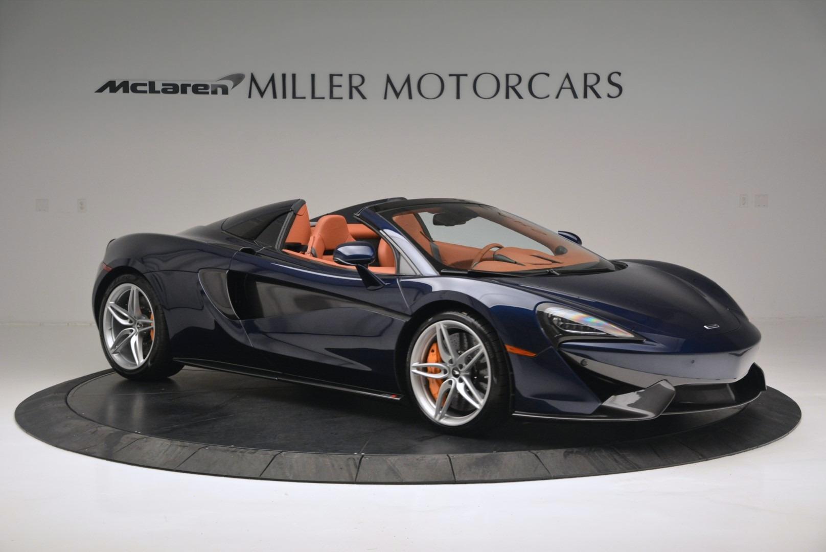 New 2019 McLaren 570S Spider Convertible For Sale In Greenwich, CT. Alfa Romeo of Greenwich, MC377 2521_p10