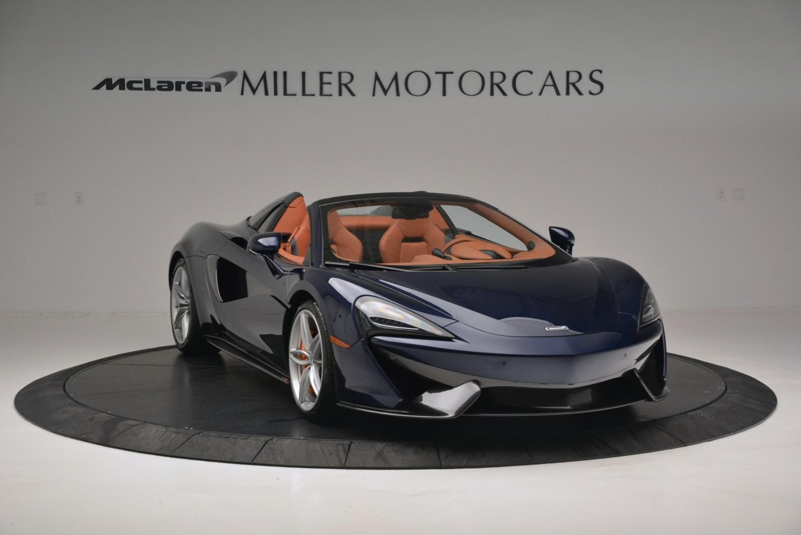 New 2019 McLaren 570S Spider Convertible For Sale In Greenwich, CT. Alfa Romeo of Greenwich, MC377 2521_p11