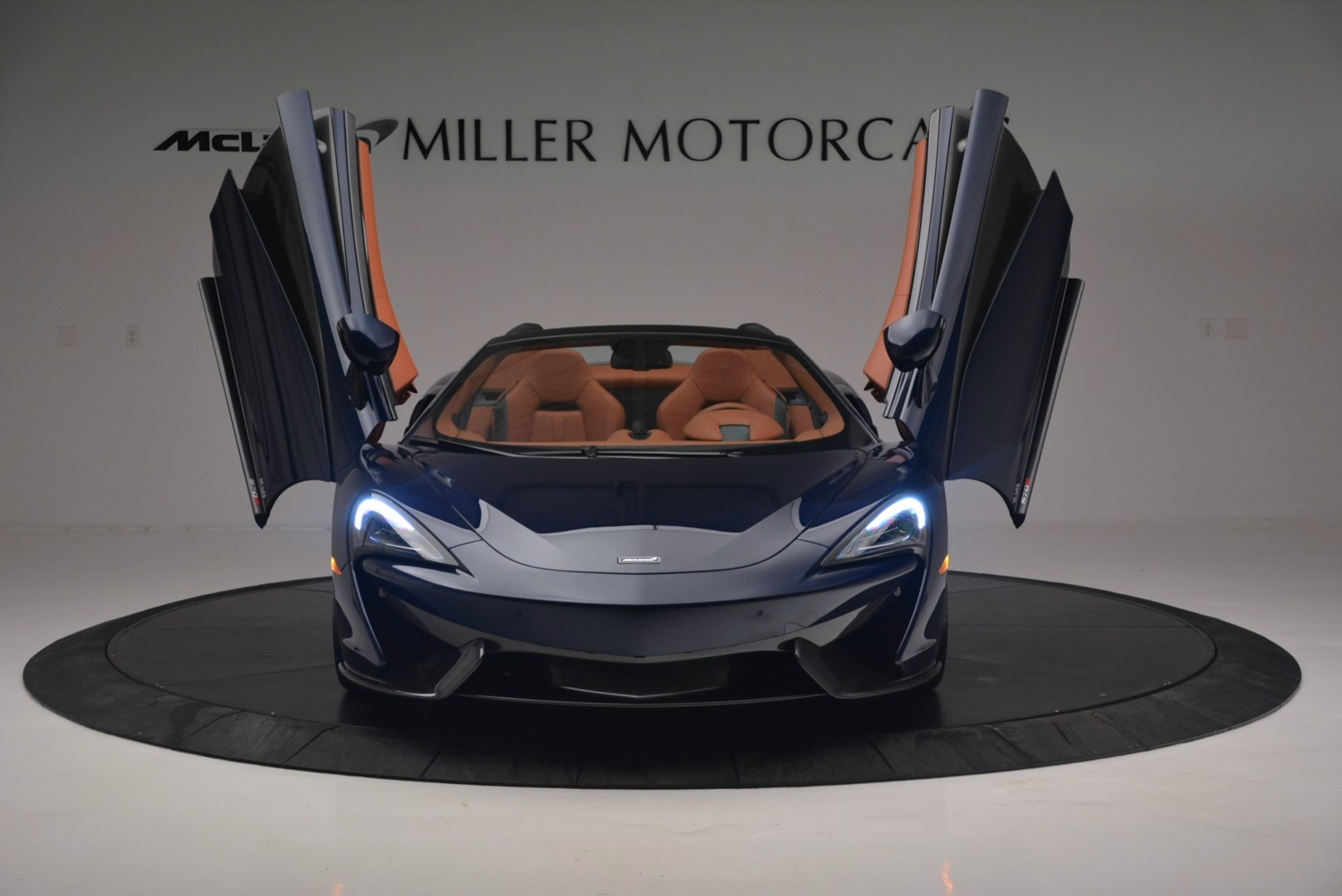 New 2019 McLaren 570S Spider Convertible For Sale In Greenwich, CT. Alfa Romeo of Greenwich, MC377 2521_p13
