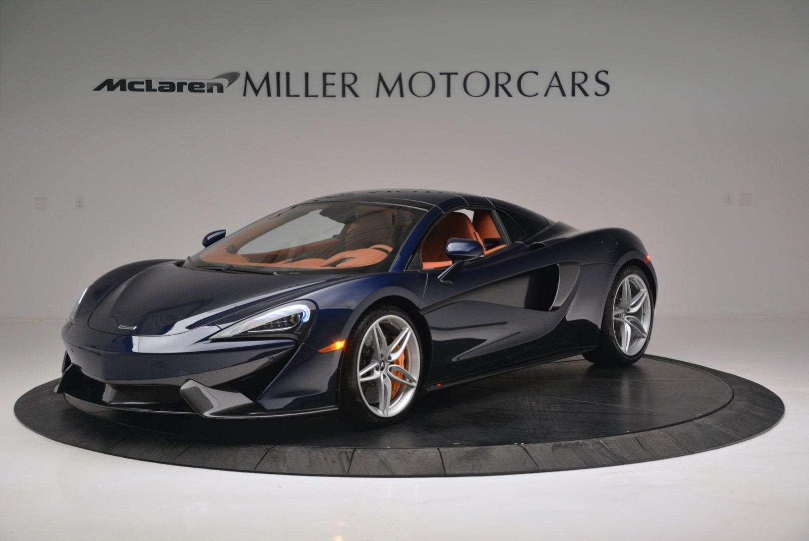 New 2019 McLaren 570S Spider Convertible For Sale In Greenwich, CT. Alfa Romeo of Greenwich, MC377 2521_p15