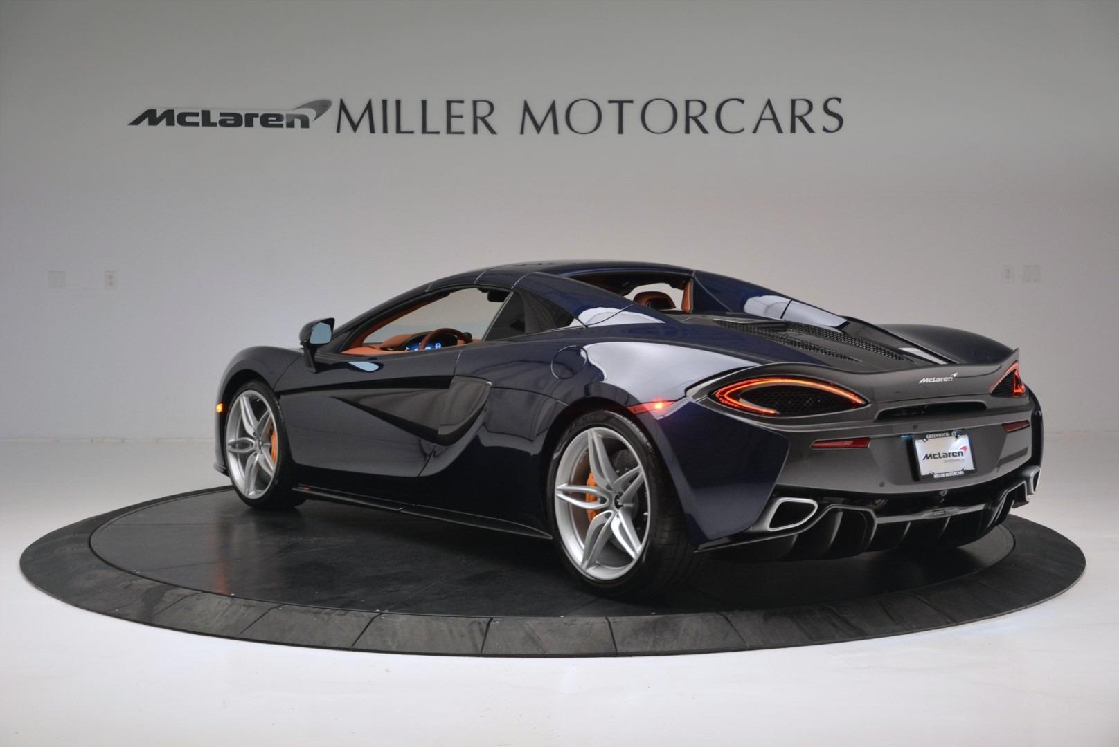 New 2019 McLaren 570S Spider Convertible For Sale In Greenwich, CT. Alfa Romeo of Greenwich, MC377 2521_p17