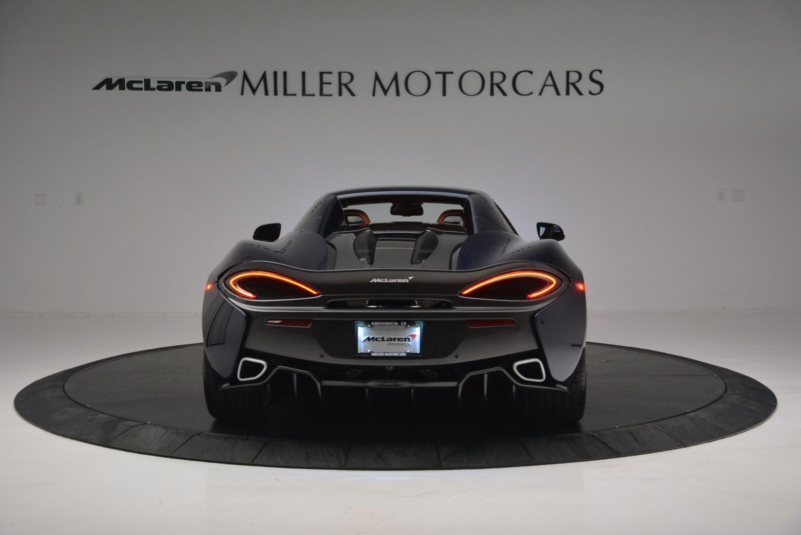 New 2019 McLaren 570S Spider Convertible For Sale In Greenwich, CT. Alfa Romeo of Greenwich, MC377 2521_p18