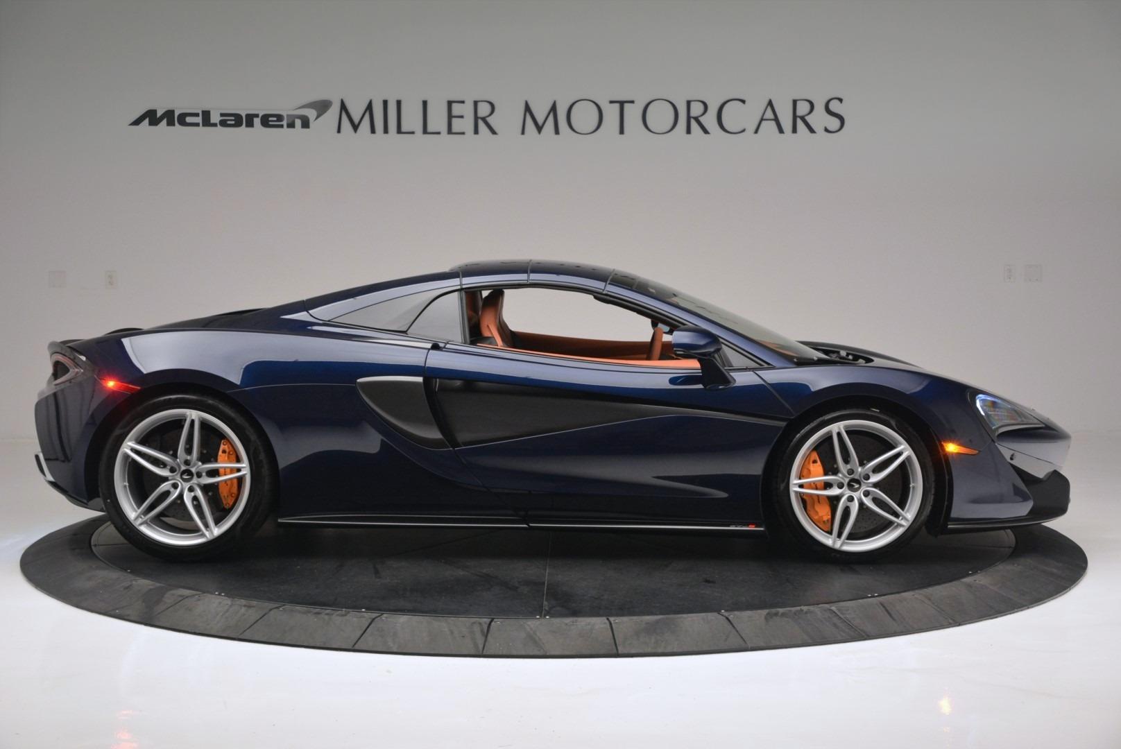 New 2019 McLaren 570S Spider Convertible For Sale In Greenwich, CT. Alfa Romeo of Greenwich, MC377 2521_p20