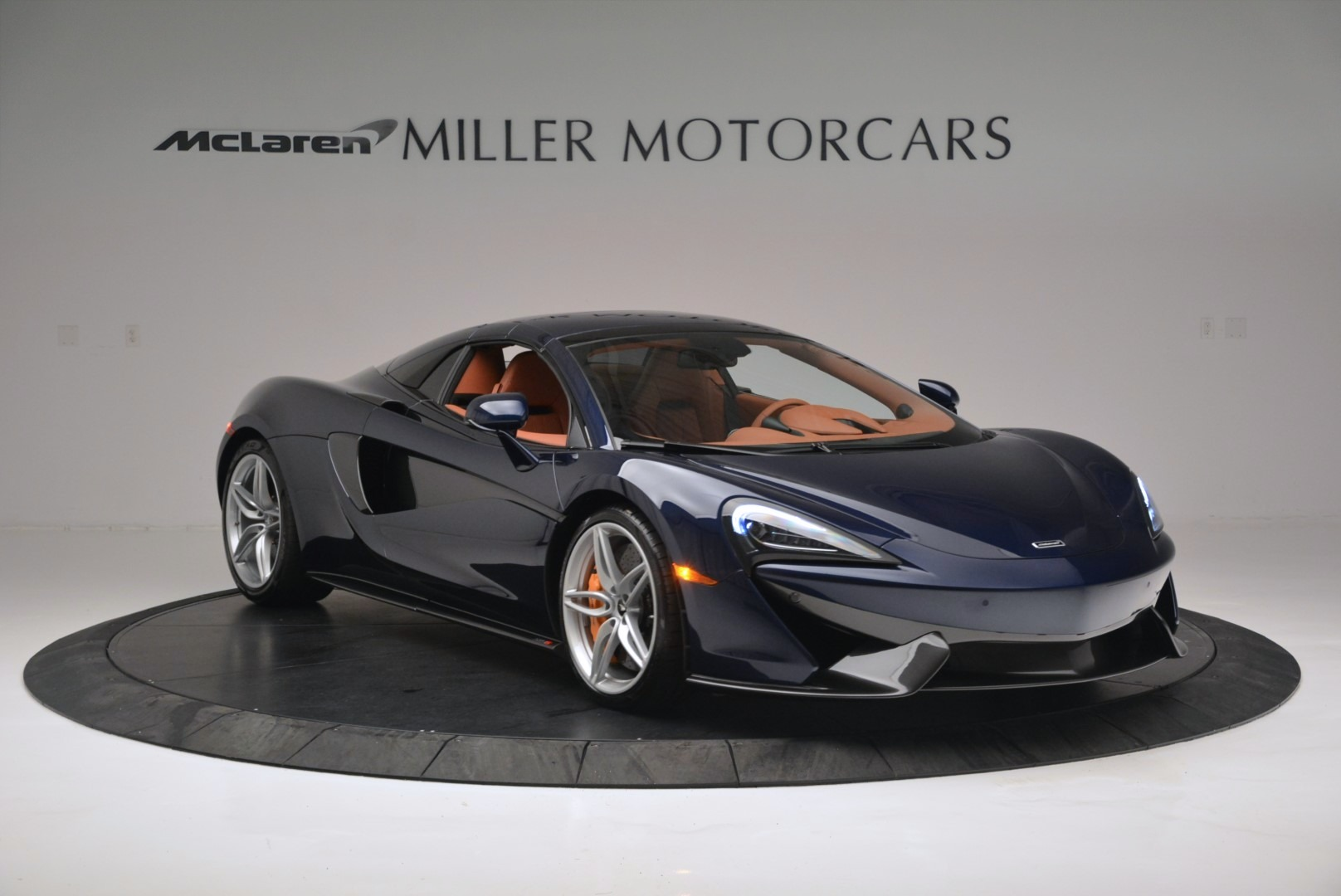 New 2019 McLaren 570S Spider Convertible For Sale In Greenwich, CT. Alfa Romeo of Greenwich, MC377 2521_p21