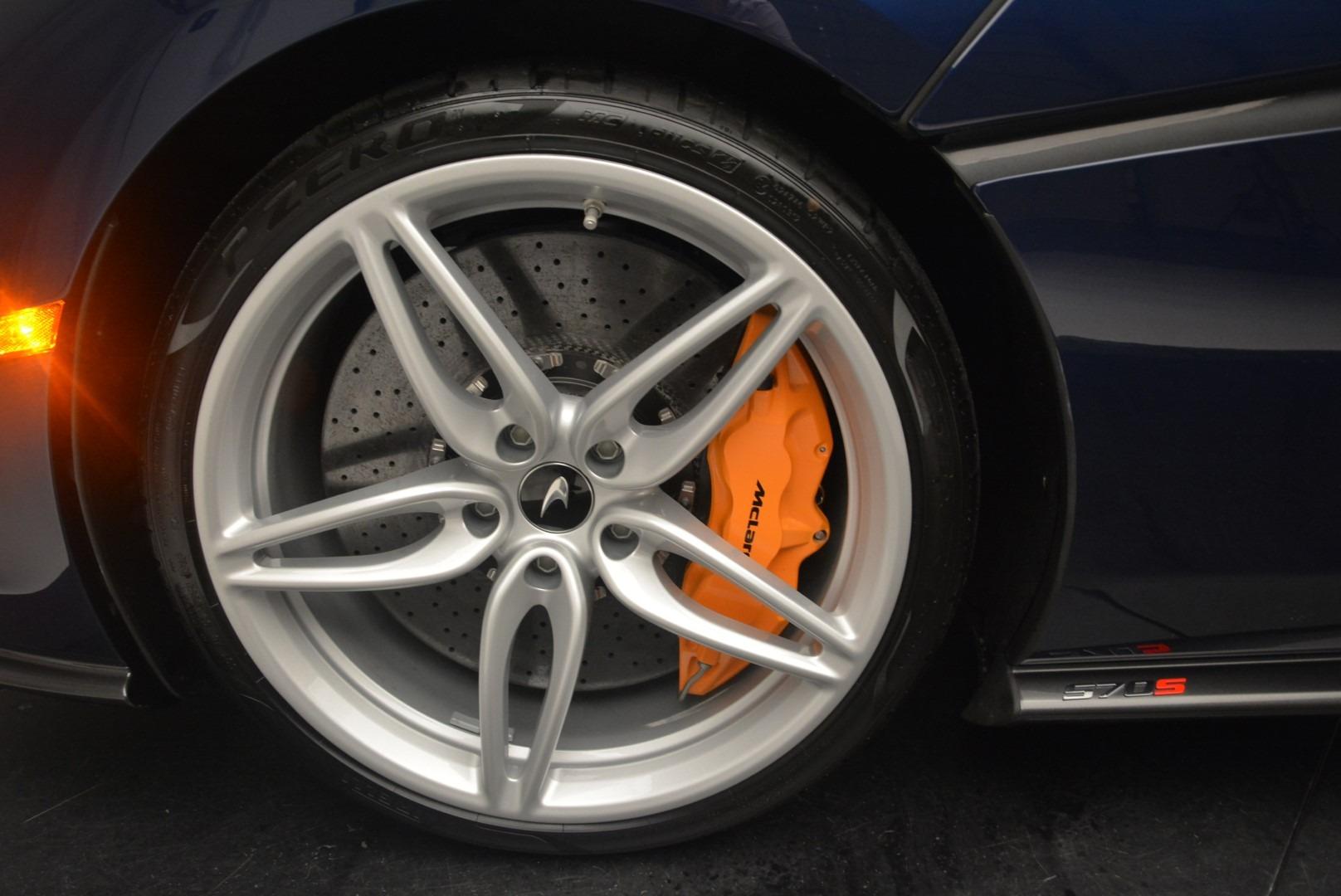 New 2019 McLaren 570S Spider Convertible For Sale In Greenwich, CT. Alfa Romeo of Greenwich, MC377 2521_p22