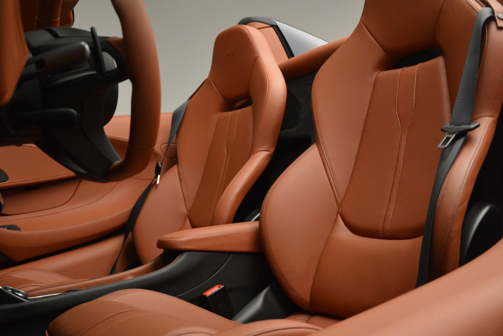 New 2019 McLaren 570S Spider Convertible For Sale In Greenwich, CT. Alfa Romeo of Greenwich, MC377 2521_p25