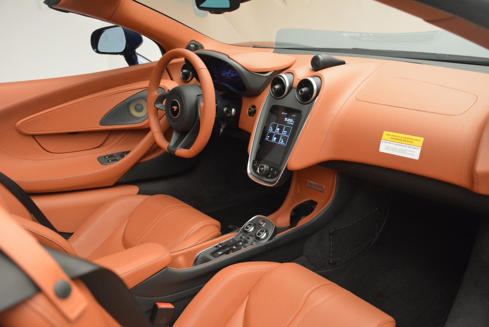 New 2019 McLaren 570S Spider Convertible For Sale In Greenwich, CT. Alfa Romeo of Greenwich, MC377 2521_p26
